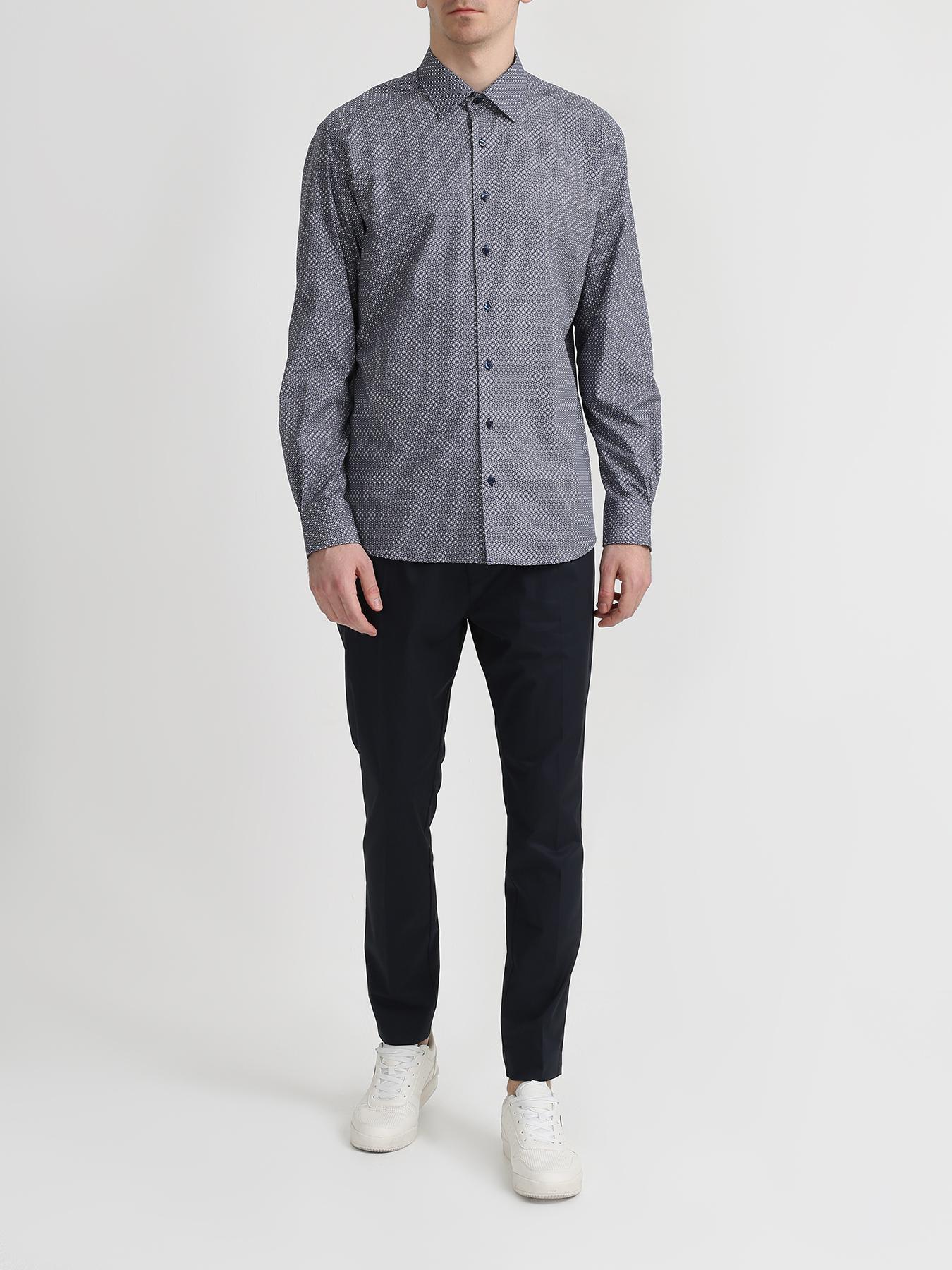 Eterna Хлопковая рубашка 333531-023