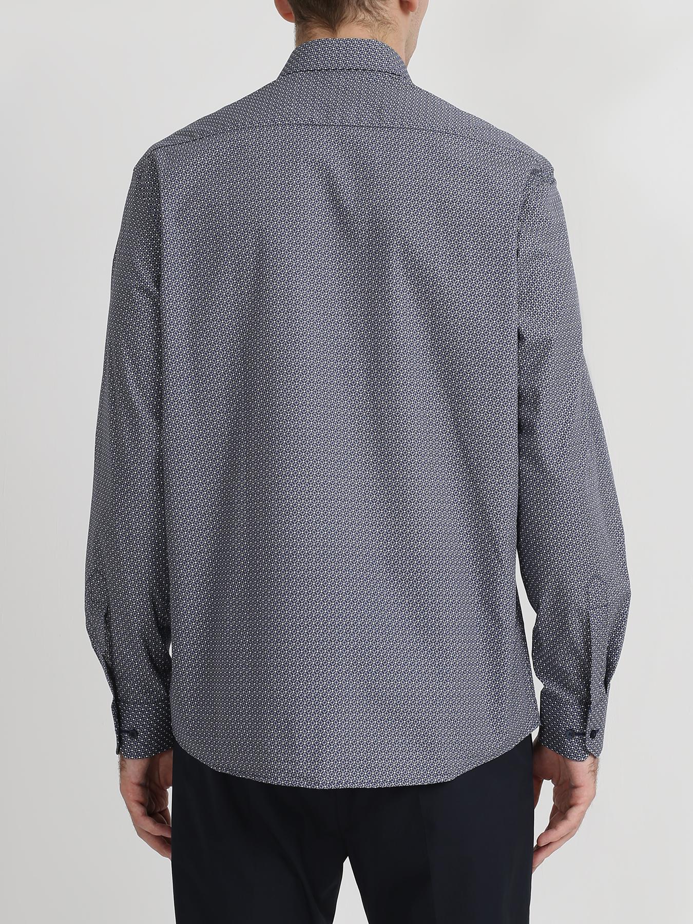 Eterna Хлопковая рубашка 333531-023 Фото 2