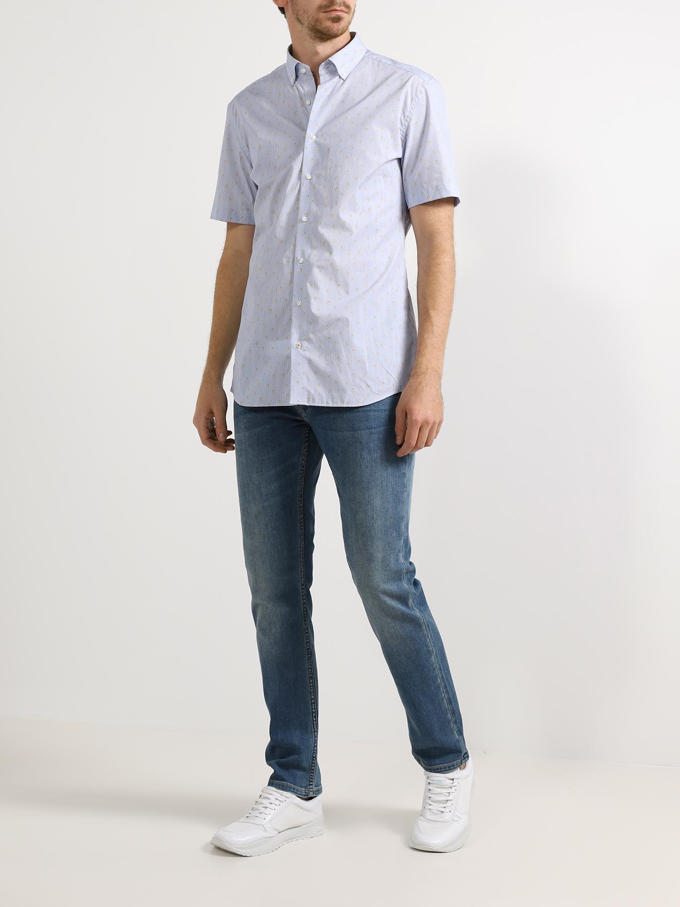 Eterna Eterna Хлопковая рубашка