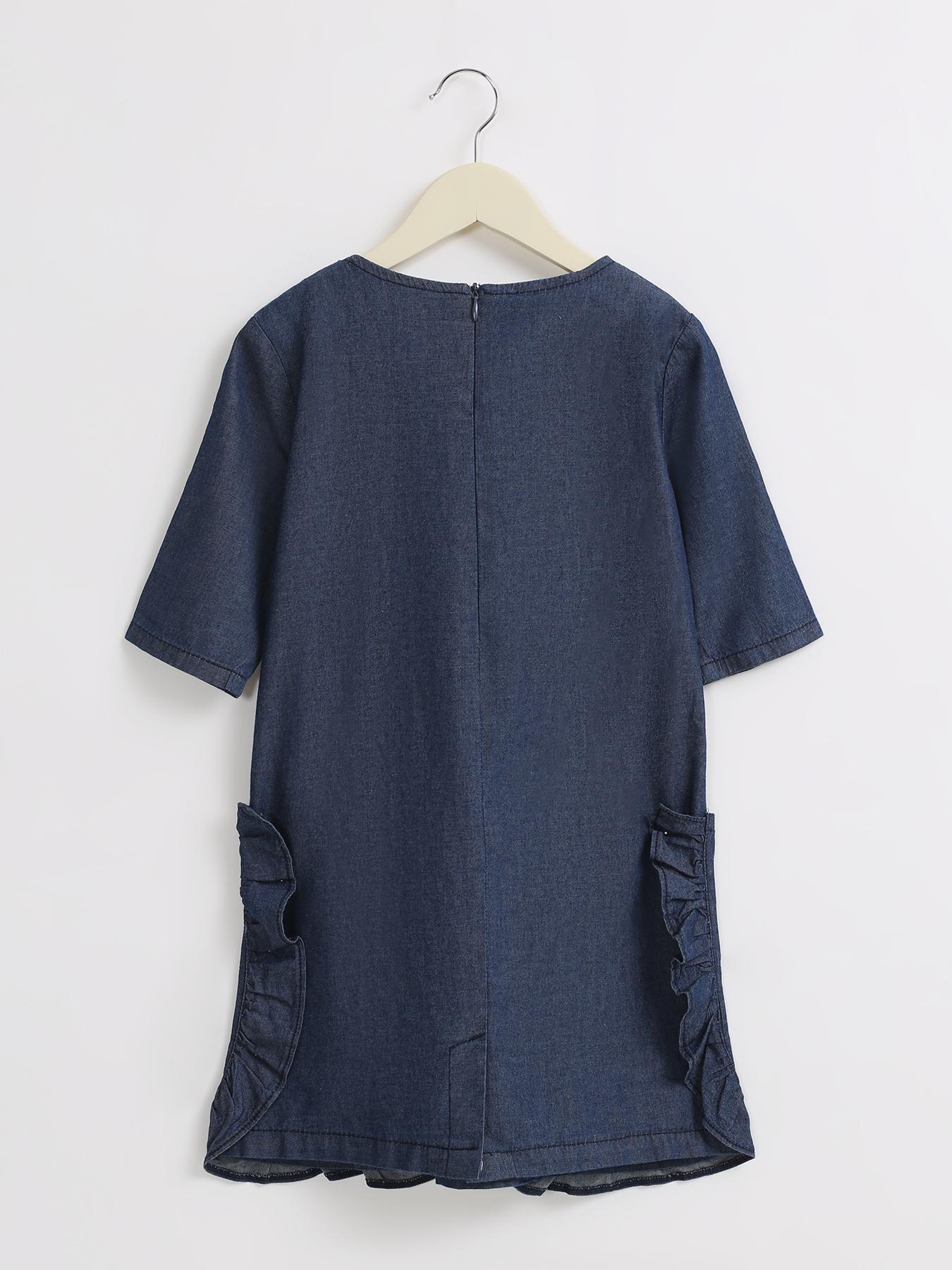 Платье Finisterre Платье с большими карманами свободное платье с 2 мя карманами yarmina