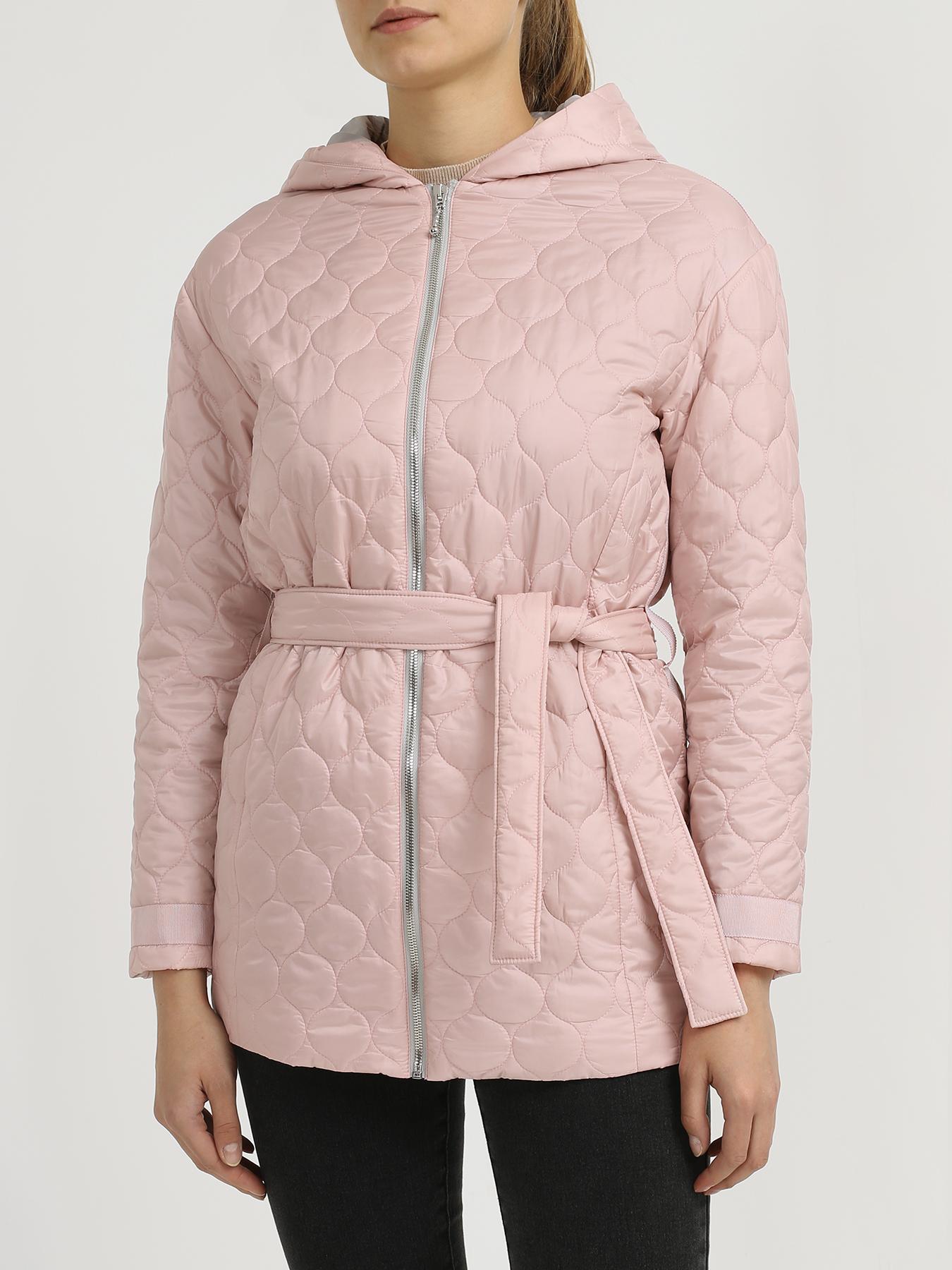Куртки Korpo Collezioni Куртка с поясом fever коварная соблазнительница чулки с поясом