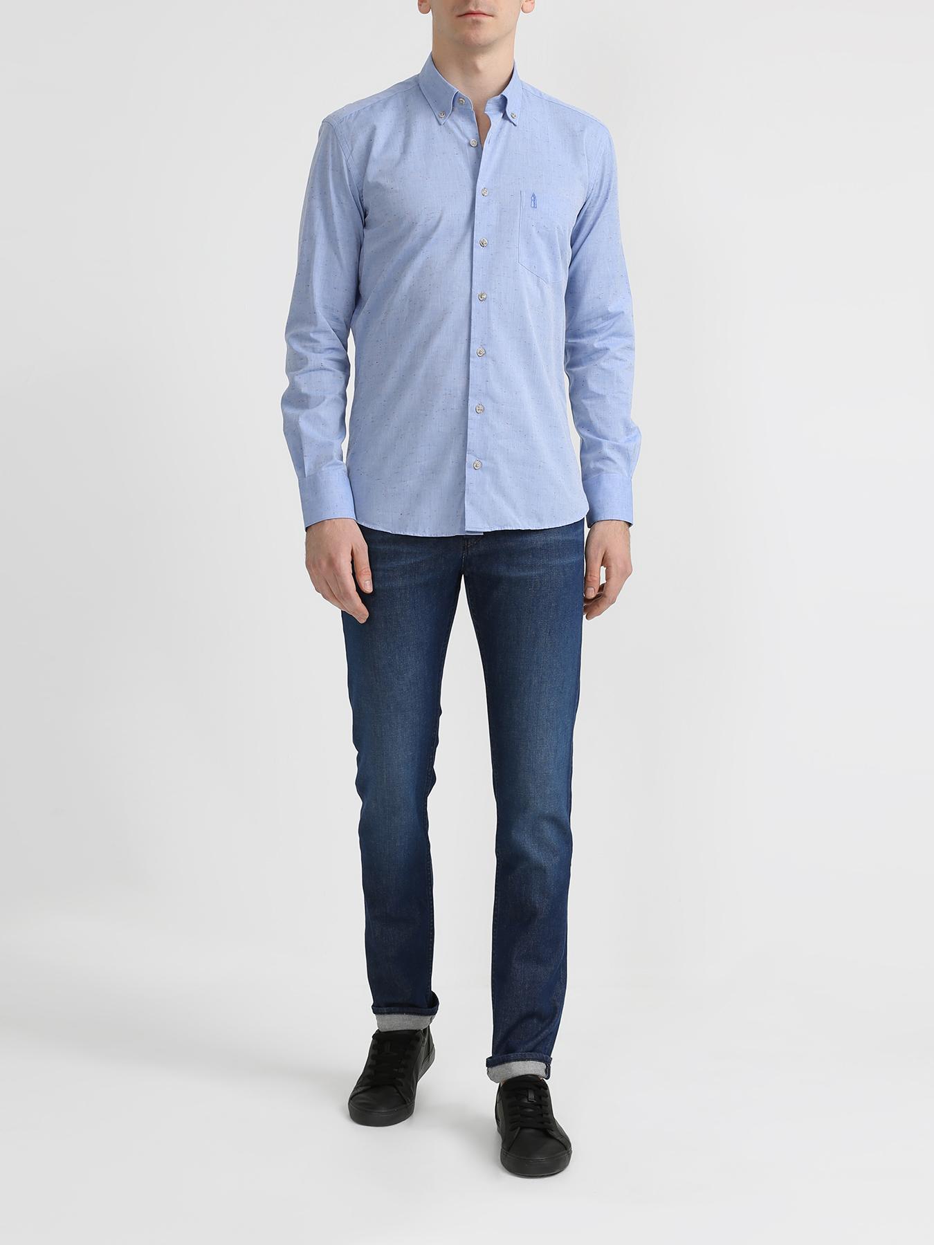 Finisterre Хлопковая рубашка фото