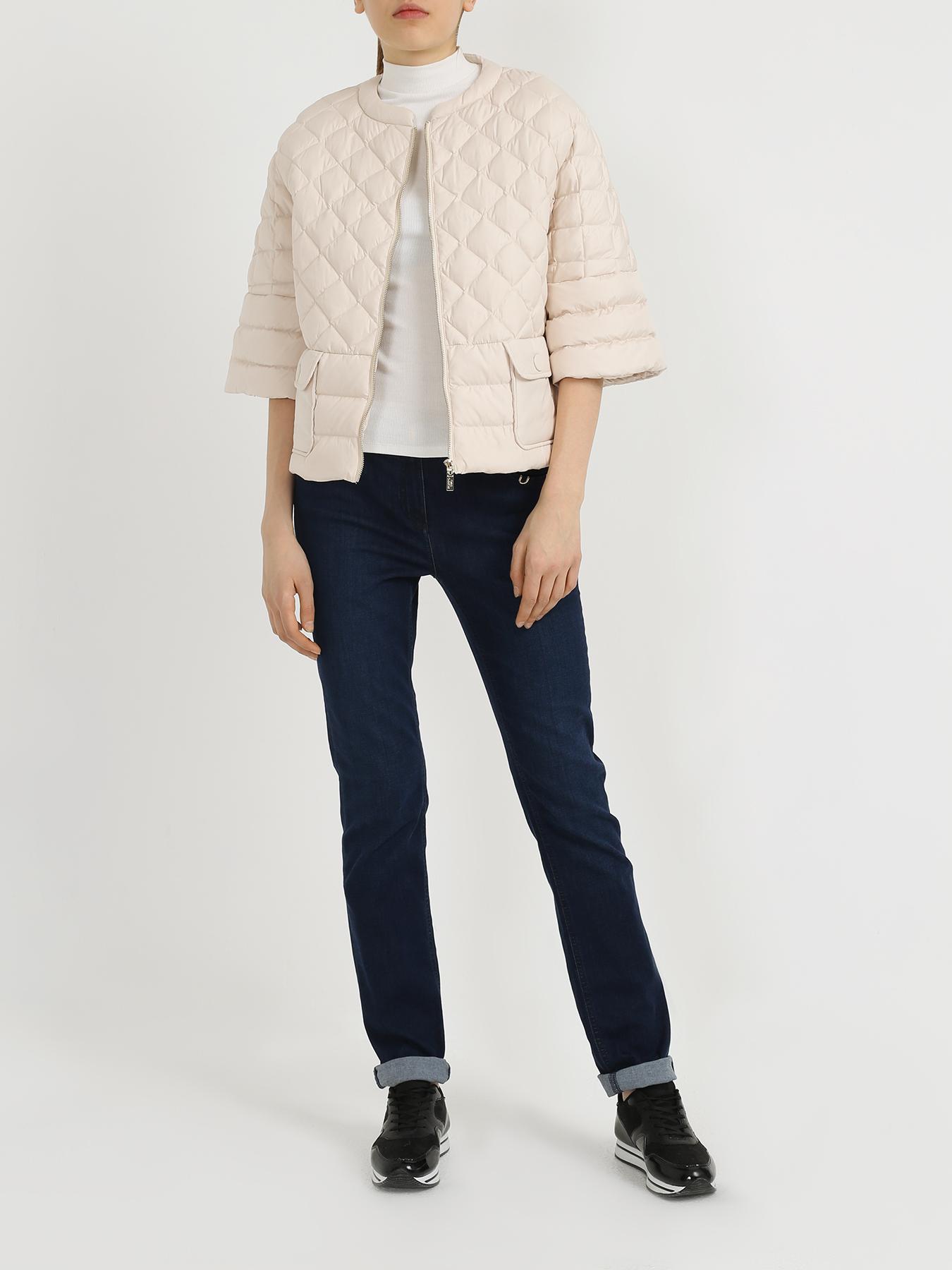 Куртка Korpo Two Стеганая куртка burberry children розовая стеганая куртка