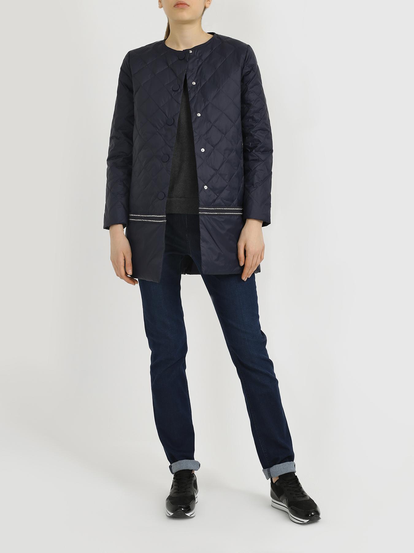 Куртка Korpo Collezioni Стеганая куртка куртка karl lagerfeld стеганая куртка