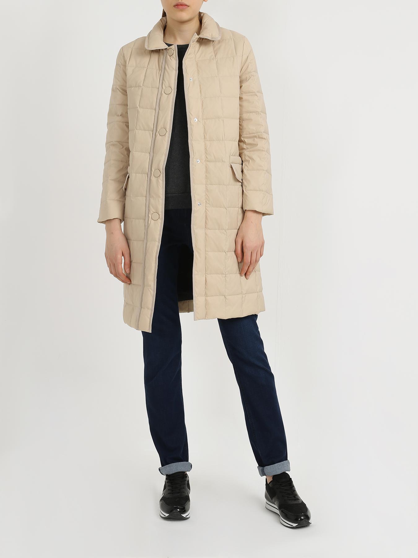 Пальто Korpo Collezioni Удлиненная куртка на кнопках цена 2017