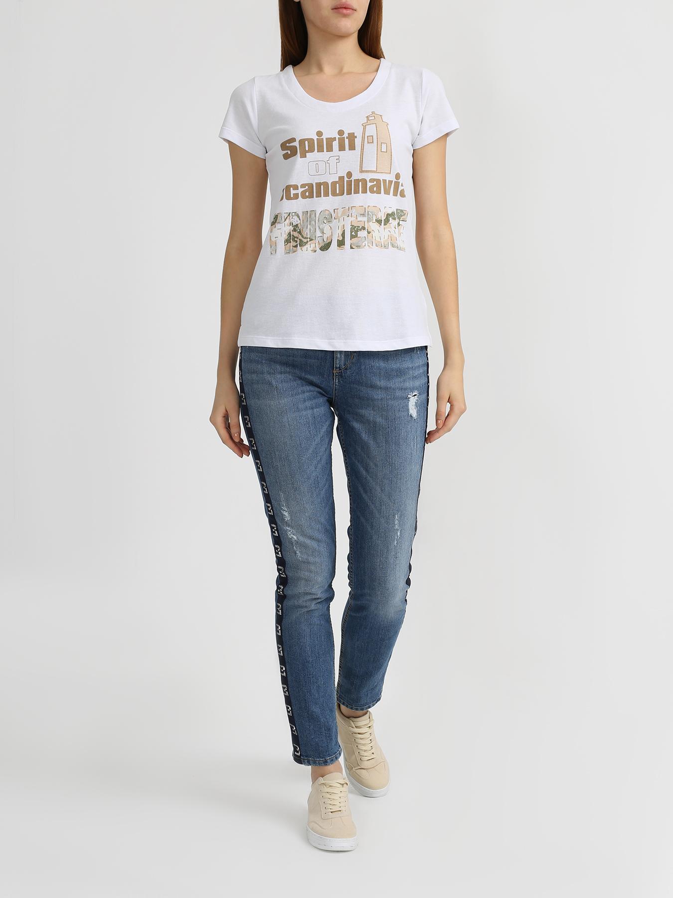 Finisterre Женская футболка фото