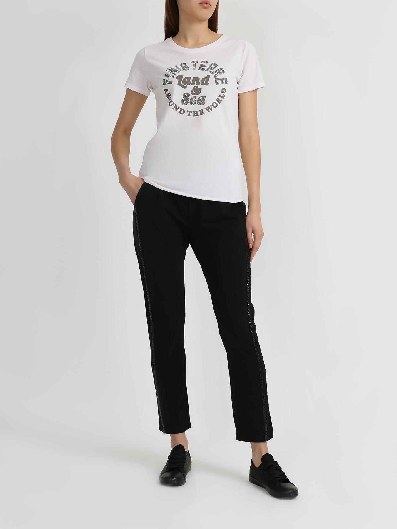 Finisterre Хлопковая футболка фото