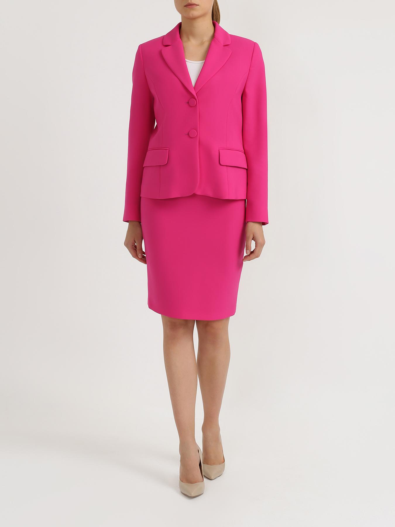 Жакет Korpo Collezioni Однотонный женский пиджак женский пиджак brand new v 42346