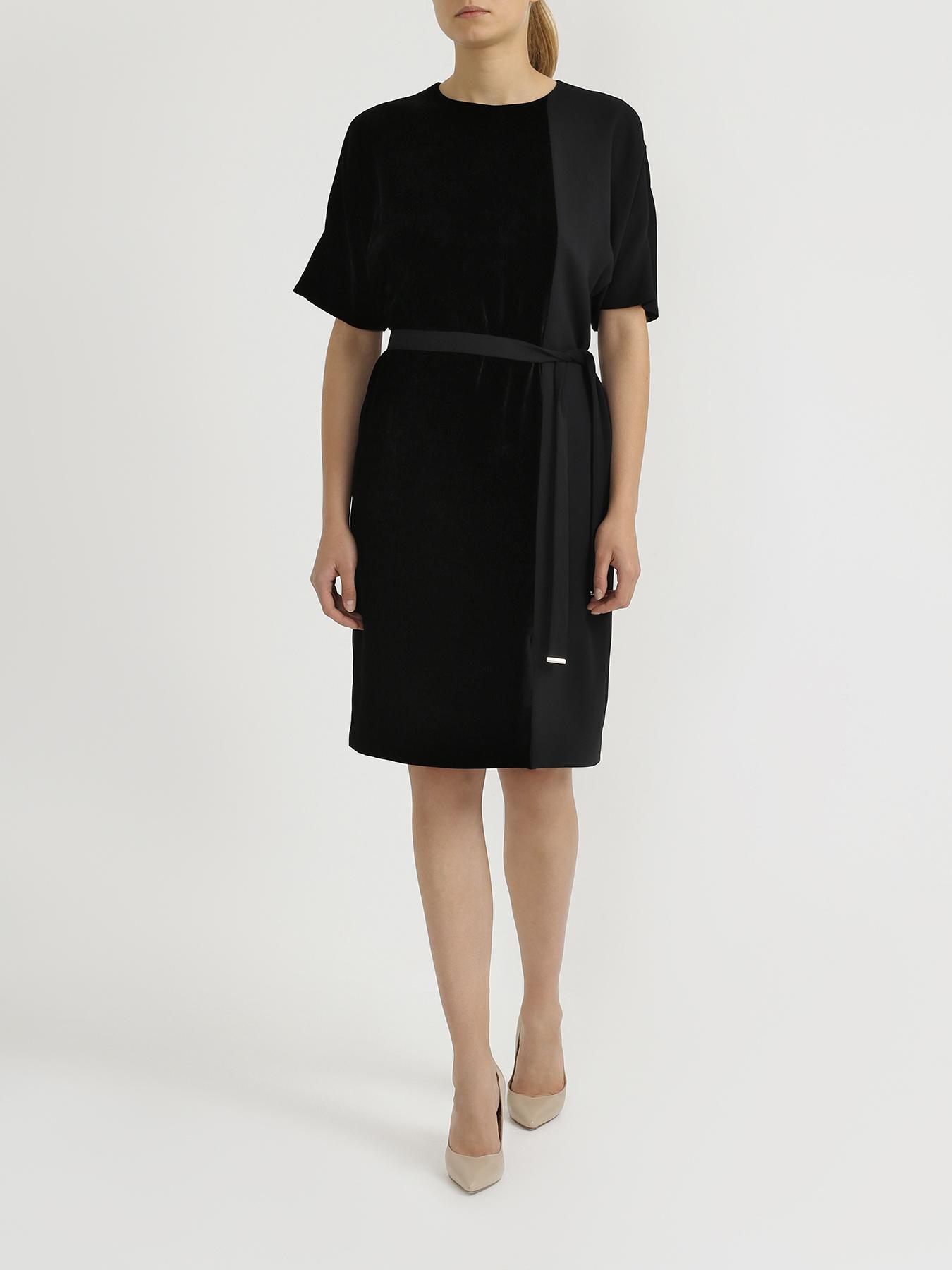Платье Korpo Collezioni Платье из смеси вискозы и шелка