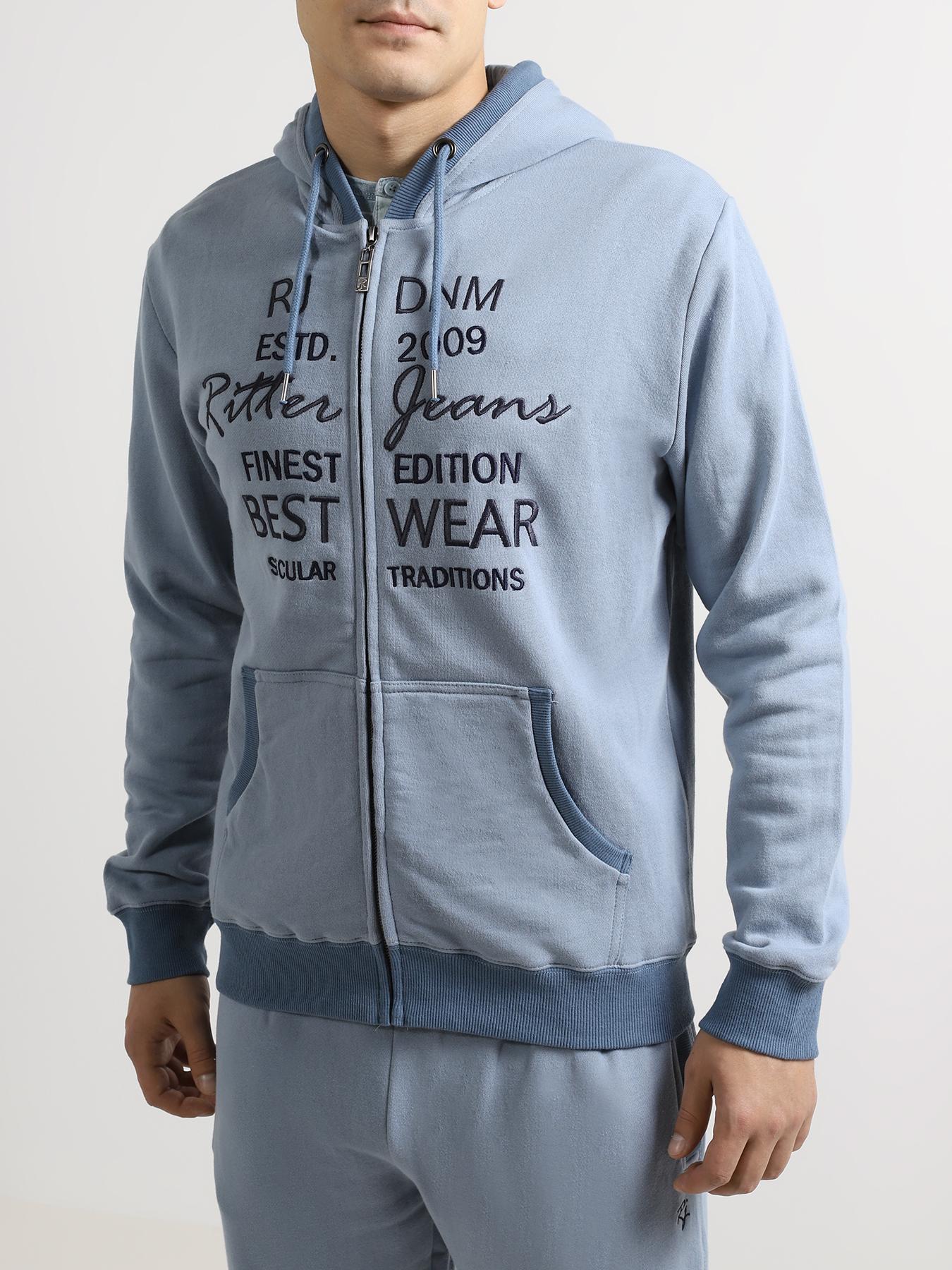 Толстовки Ritter Jeans Толстовка толстовки ritter jeans толстовка