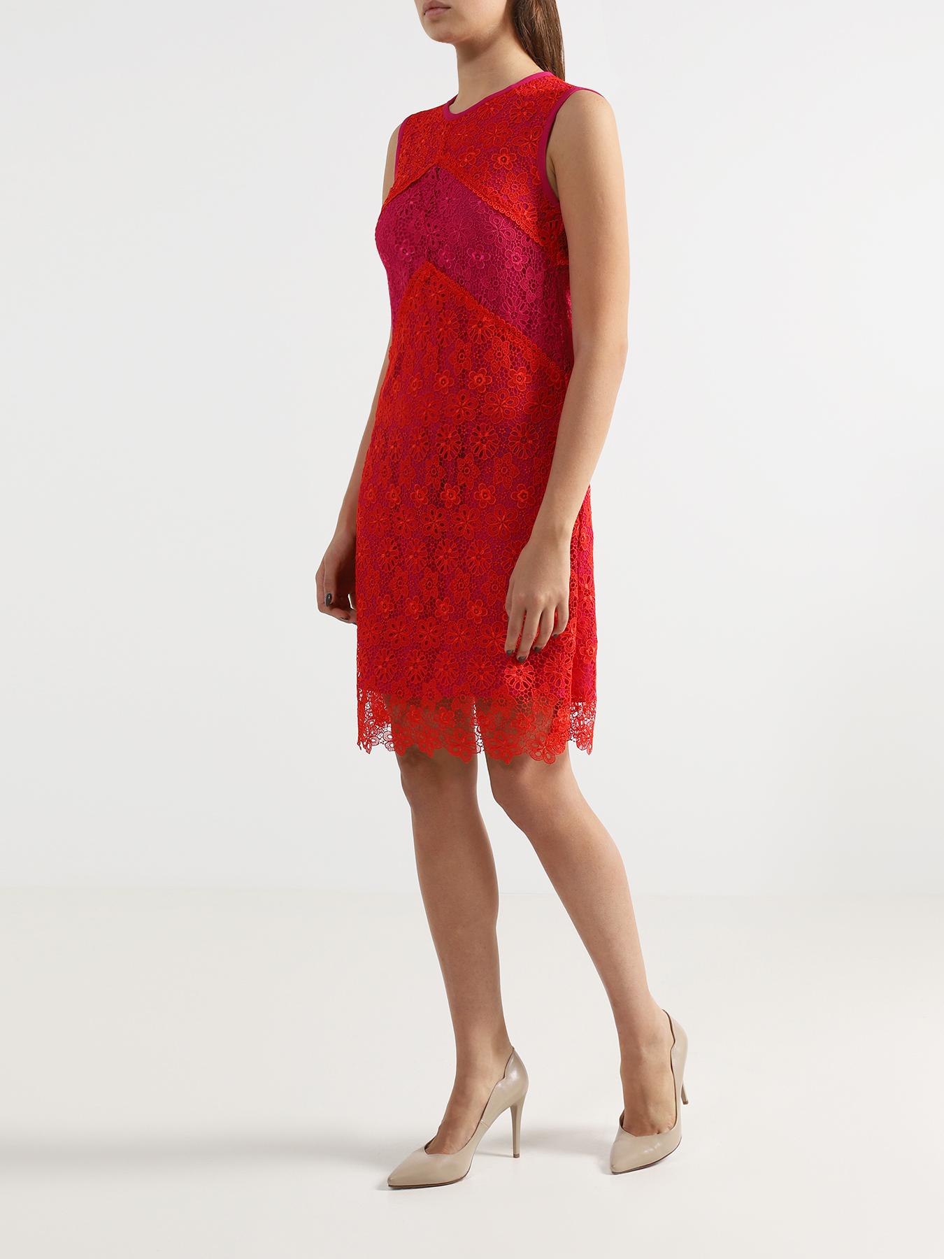Платье Pinko Платье с кружевом