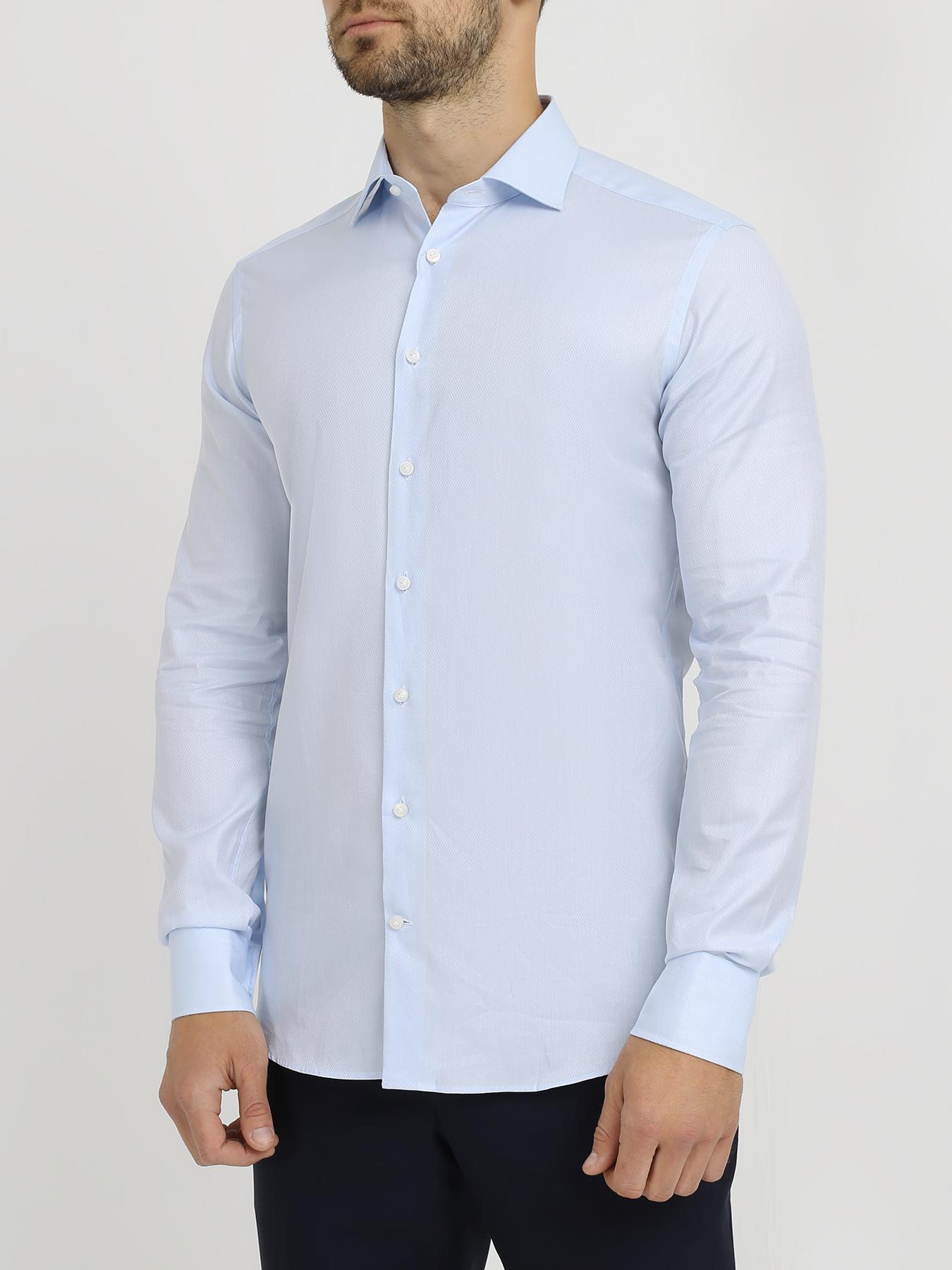 Korpo Korpo Хлопковая рубашка