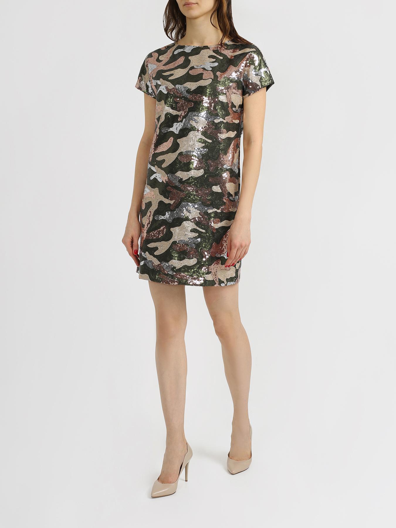 6 P.M. Платье с пайетками фото