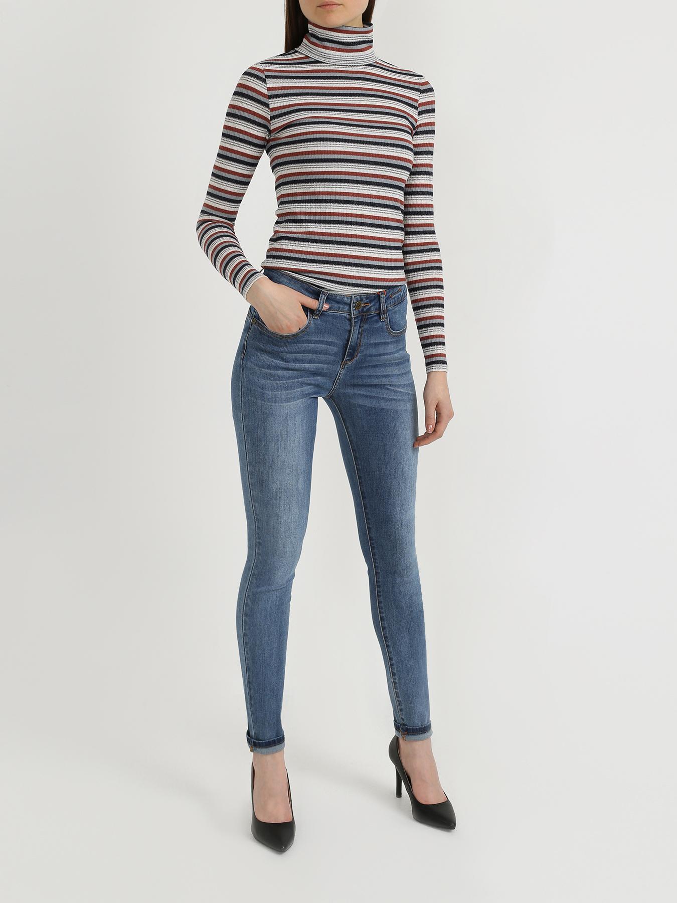 Брюки ORSA Orange Зауженные джинсы брюки orsa orange женские джинсы