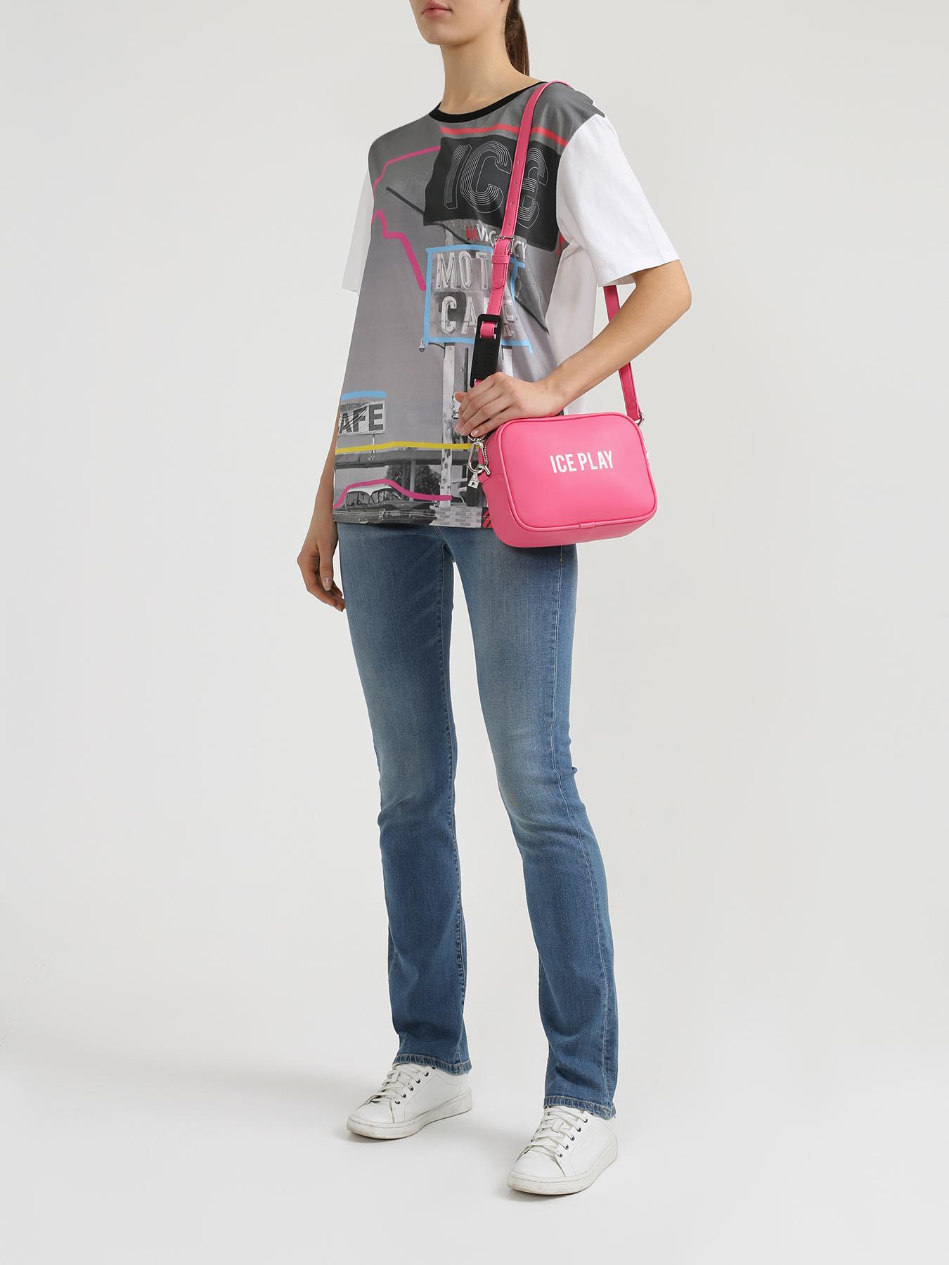 Сумка Ice Play Сумка через плечо сумка ice play сумка через плечо