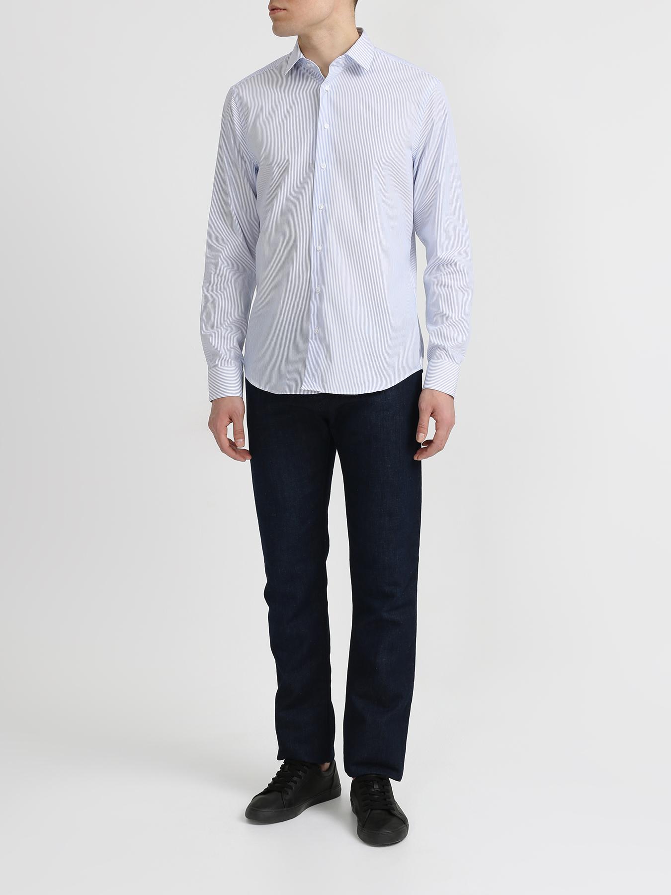 Ritter Хлопковая рубашка в полоску фото