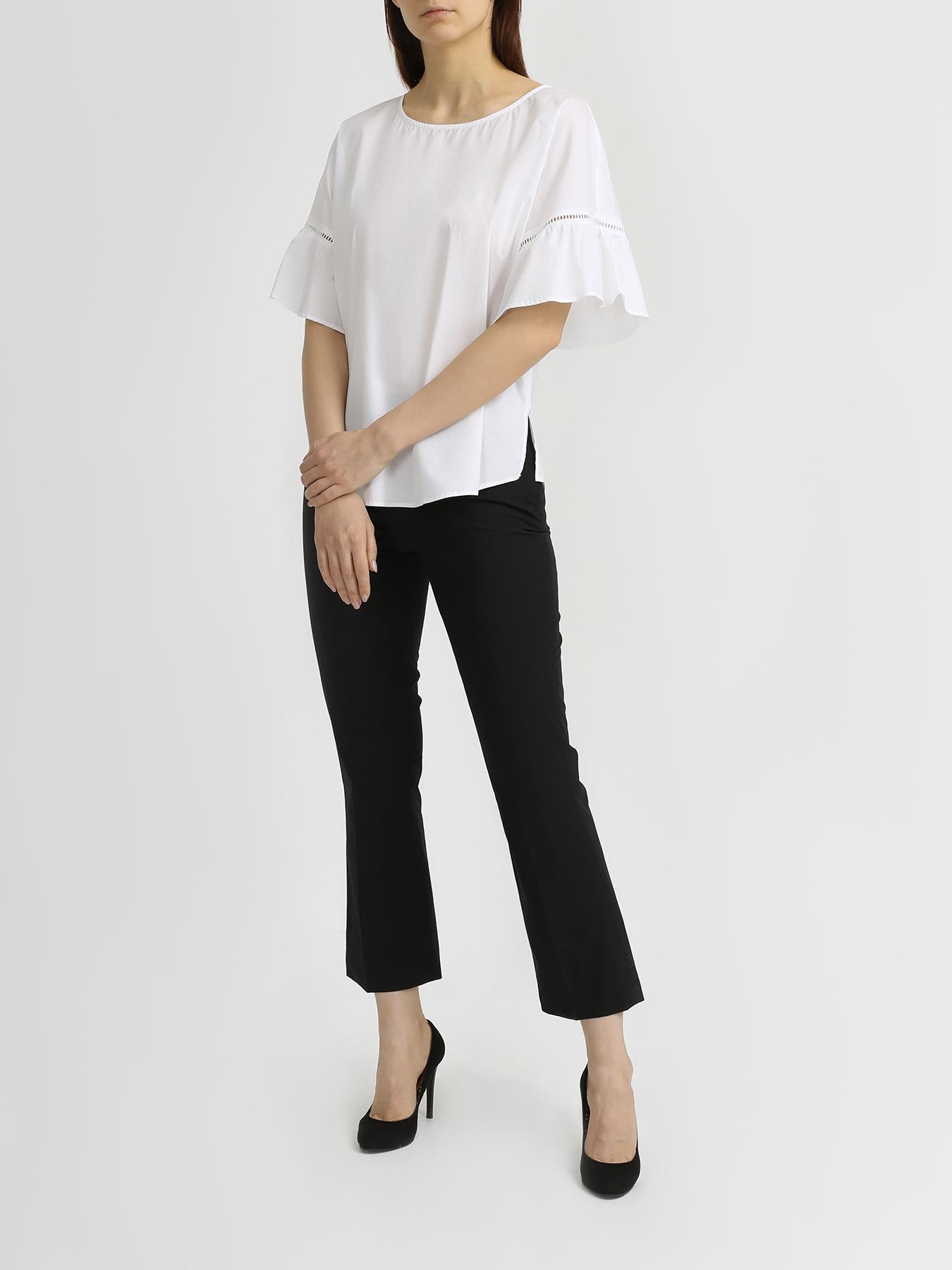 TWINSET MILANO Расклешенные брюки