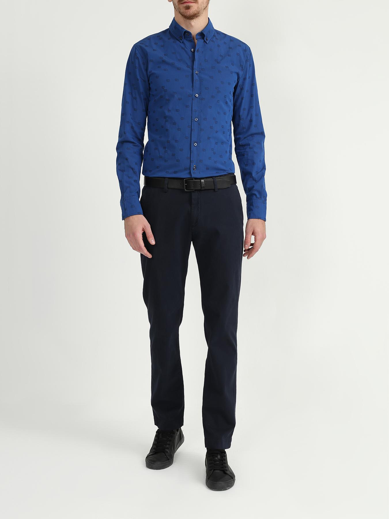 BOSS Рубашка с надписями Mabsoot 338045-043