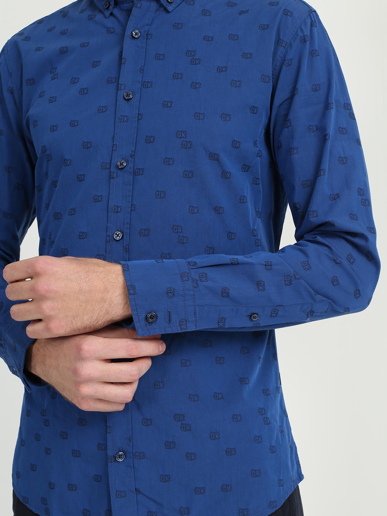 BOSS Рубашка с надписями Mabsoot 338045-043 Фото 3