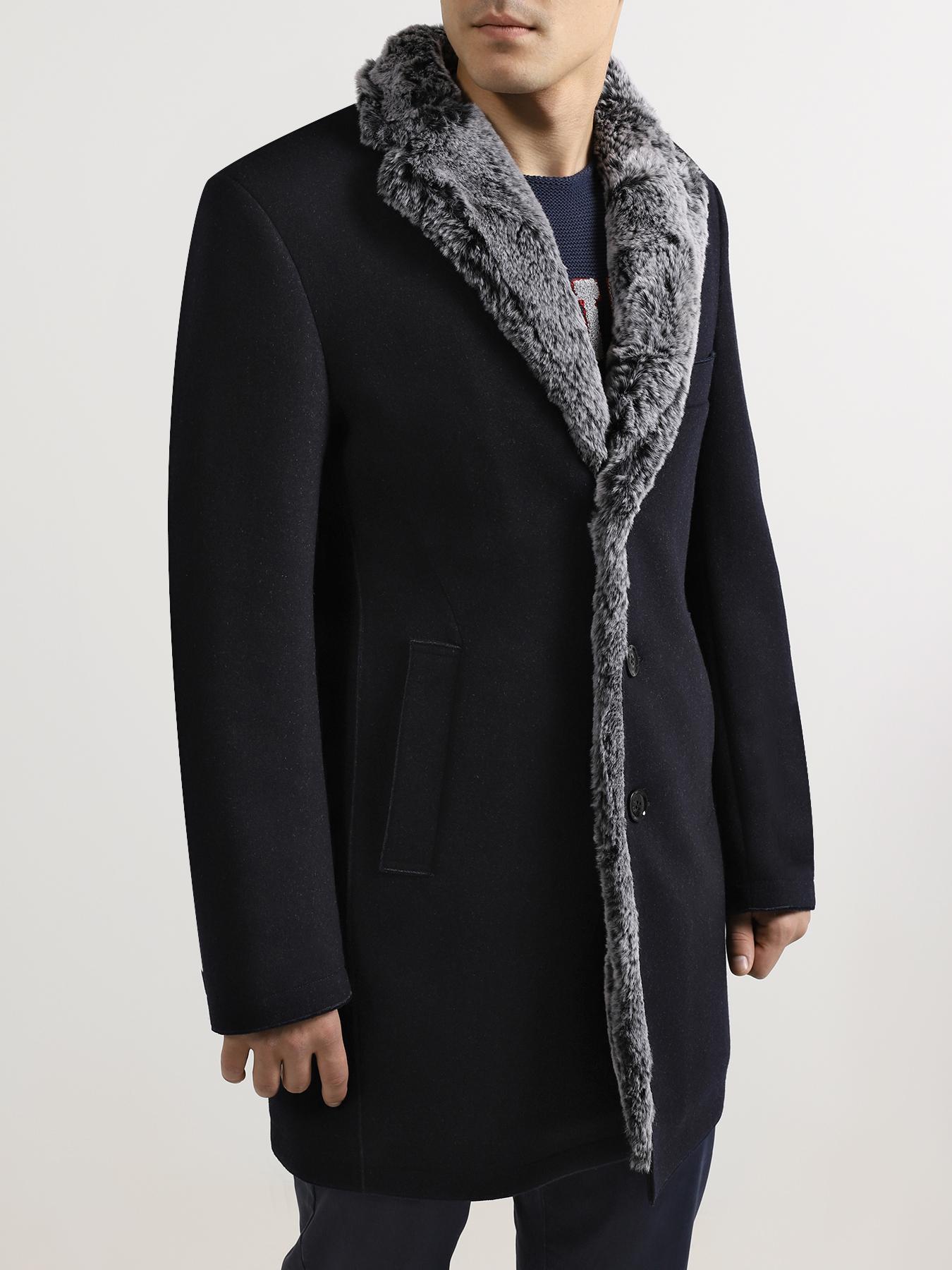 Finisterre Finisterre Классическое пальто
