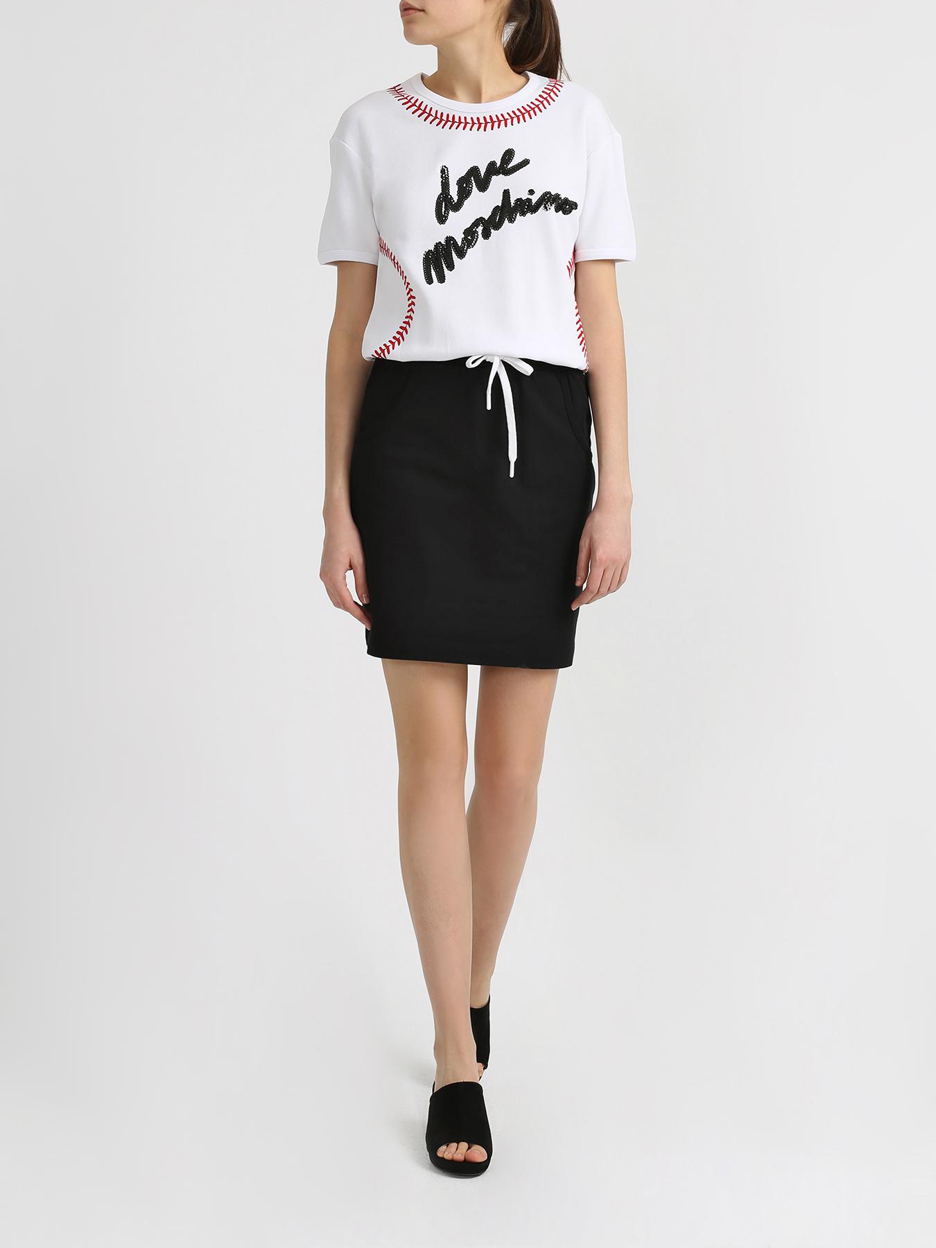 Платье Love Moschino Платье с карманами