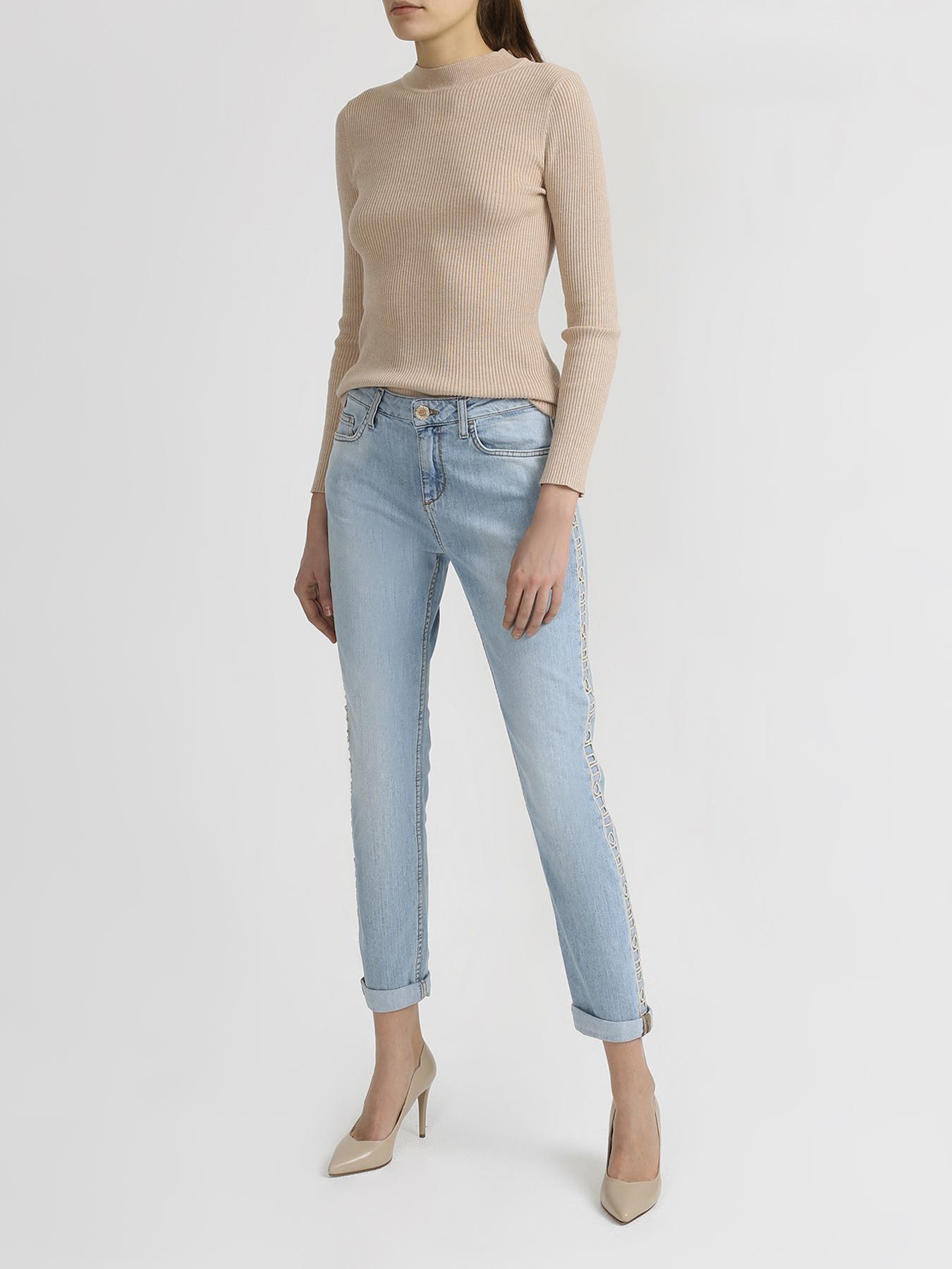 Брюки Liu Jo Зауженные джинсы джинсы galvanni джинсы зауженные