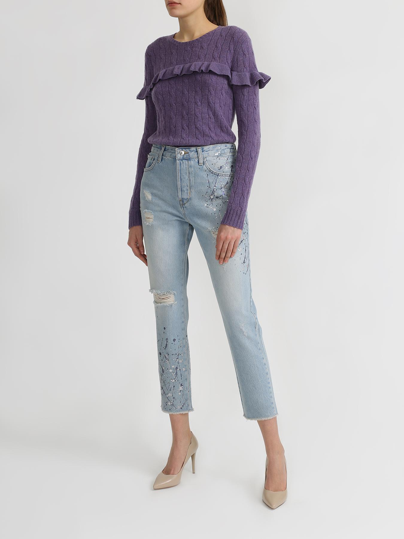 цена на Брюки Liu Jo Рваные джинсы