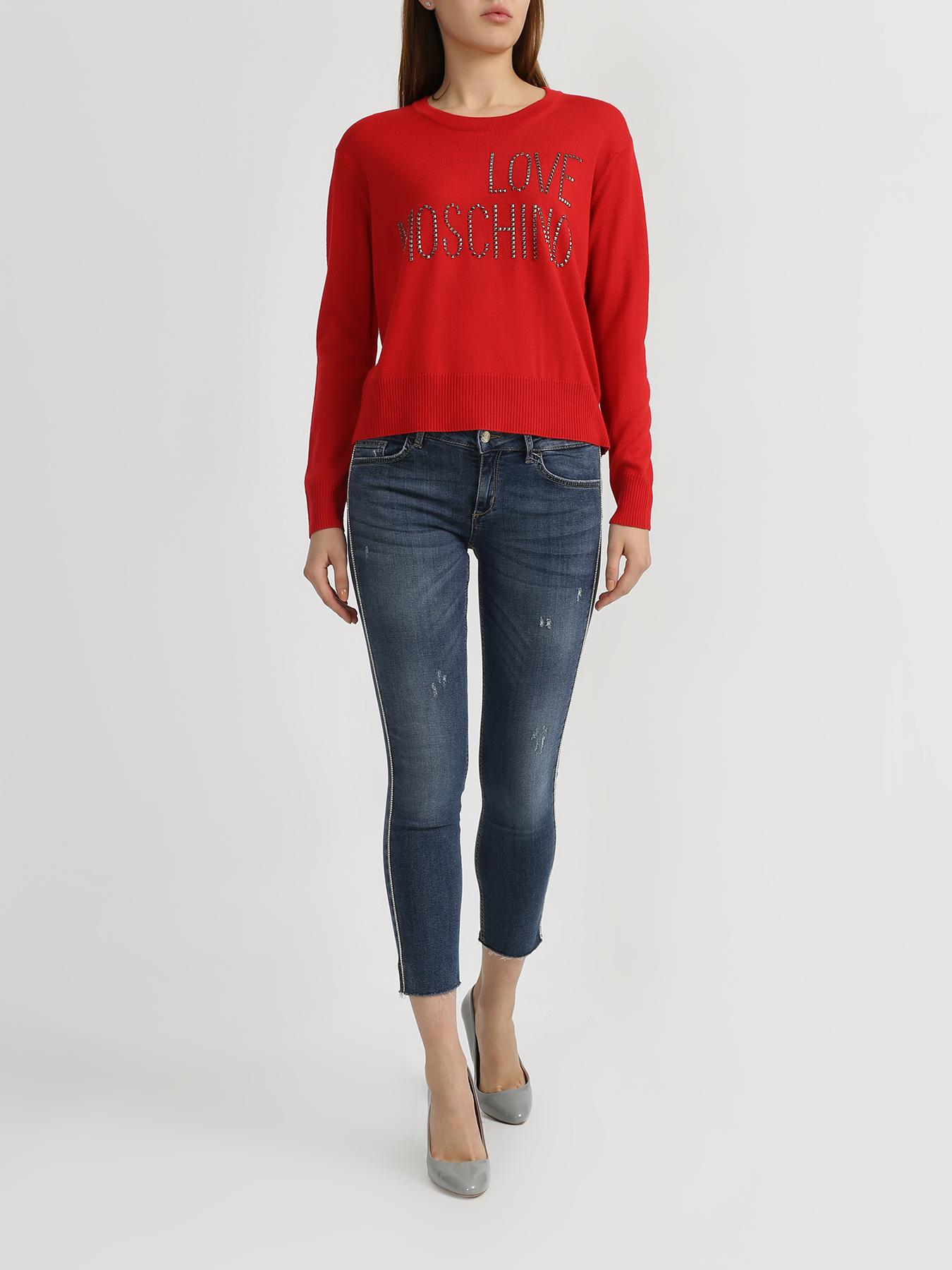 Брюки Liu Jo Укороченные джинсы джинсы lime укороченные джинсы