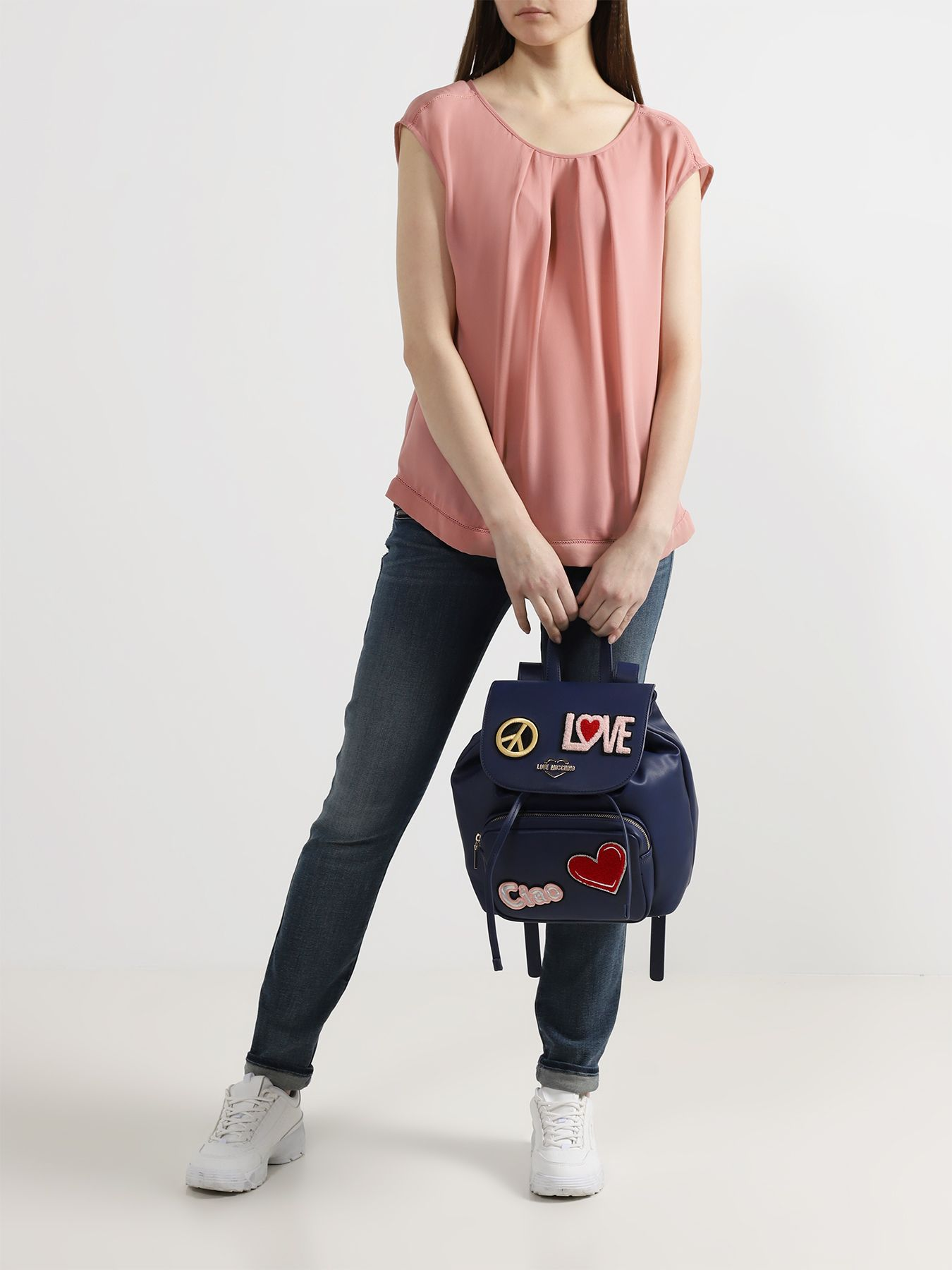 Рюкзак Love Moschino Городской рюкзак рюкзак городской kingcamp oliv 25l цвет черный