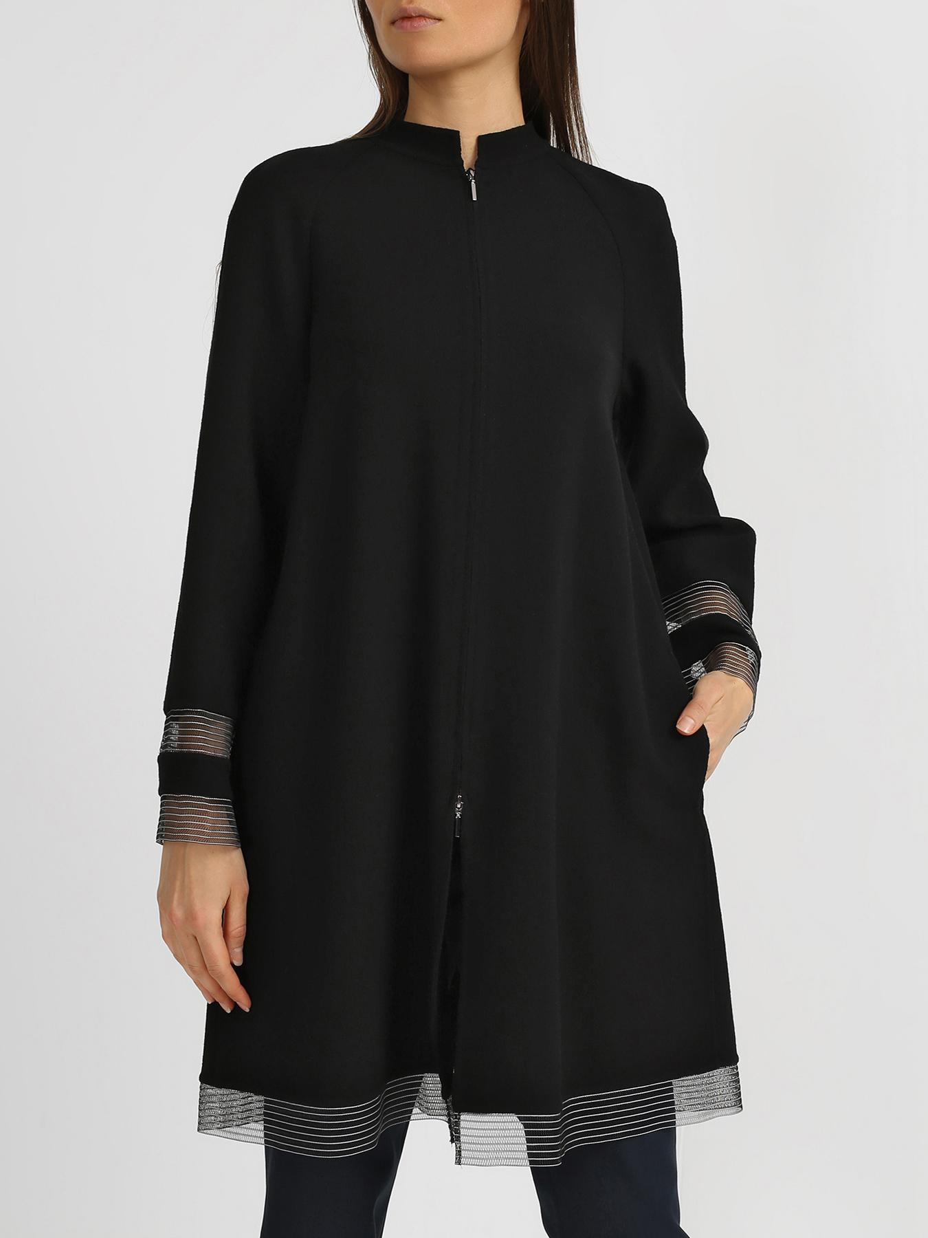 Пальто Emporio Armani Легкое пальто emporio armani пальто