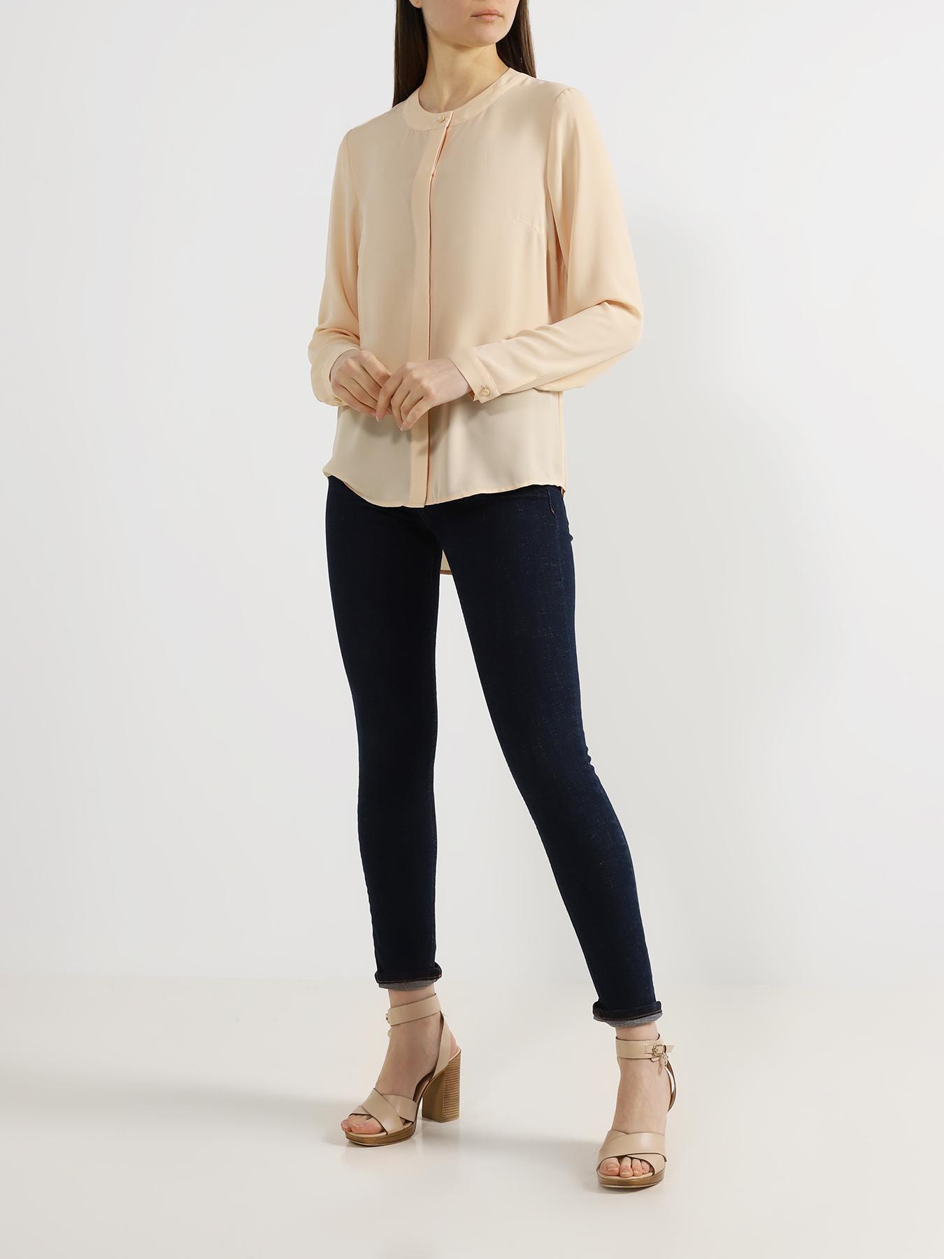 Блузка ORSA Orange Блузка Bianca настольная лампа lucia tucci pelle bianca pelle bianca t119 1