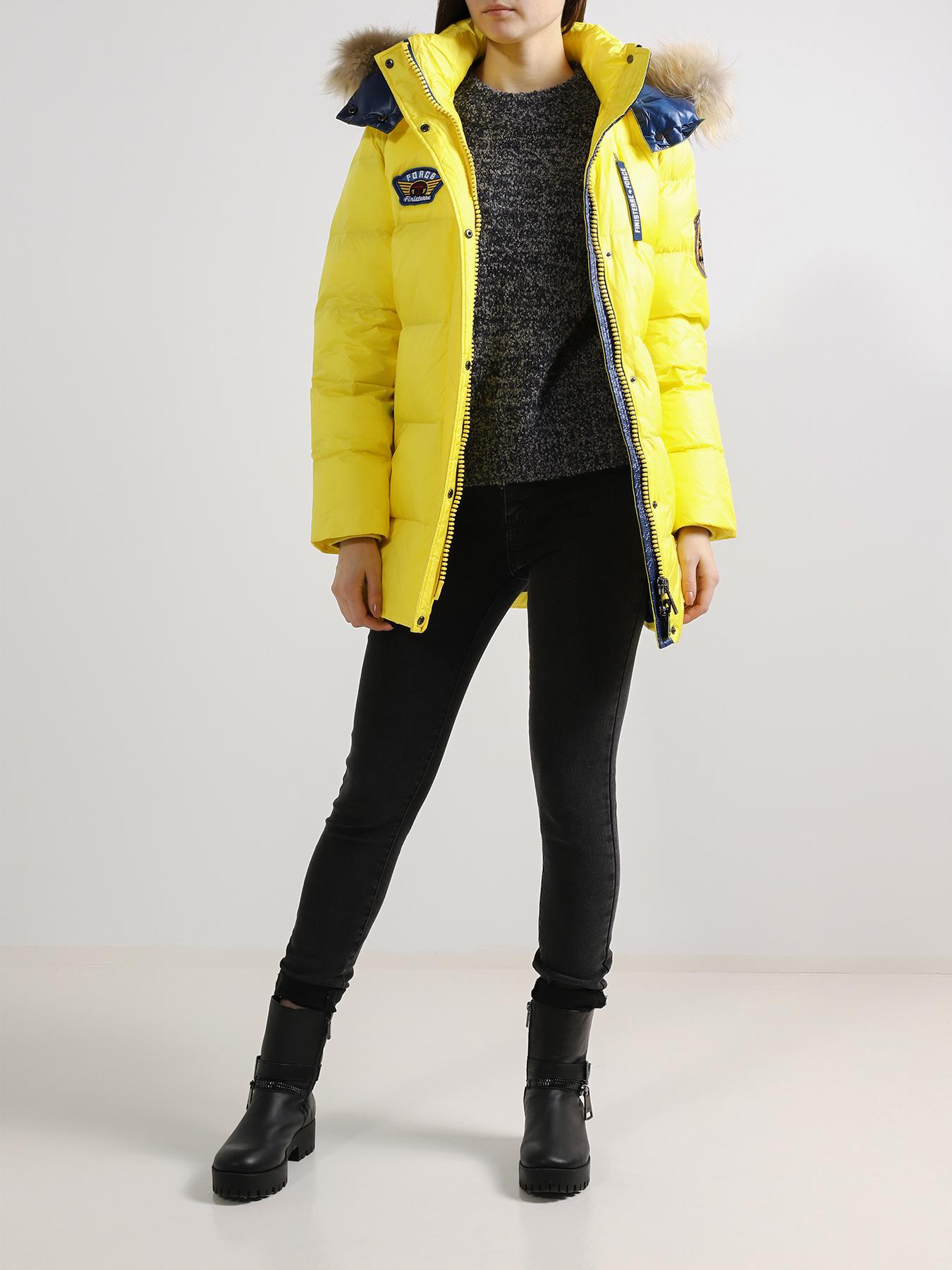 Куртка Finisterre Force Женская куртка куртка