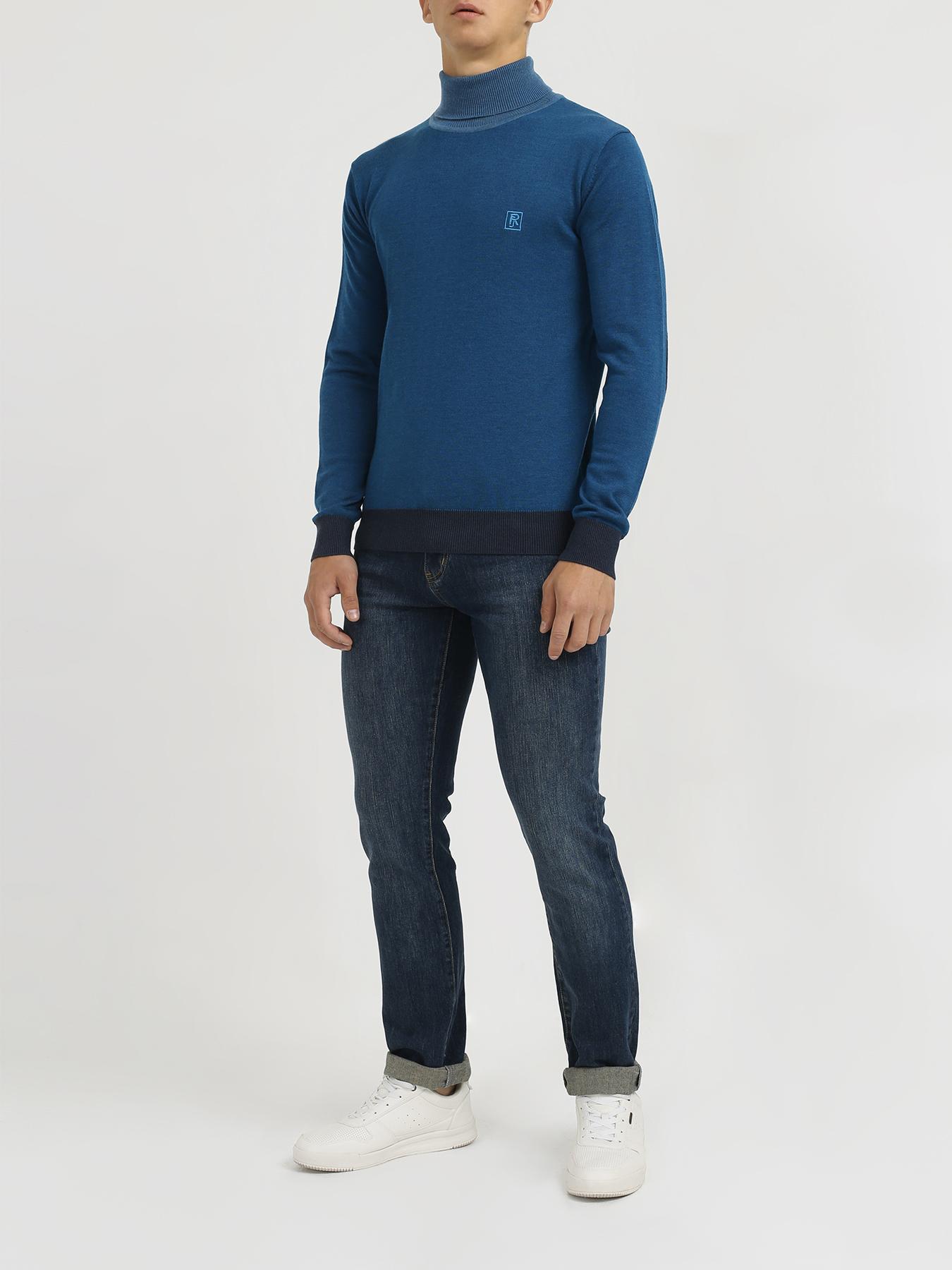Свитер Ritter Jeans Мужская водолазка водолазка cross jeans