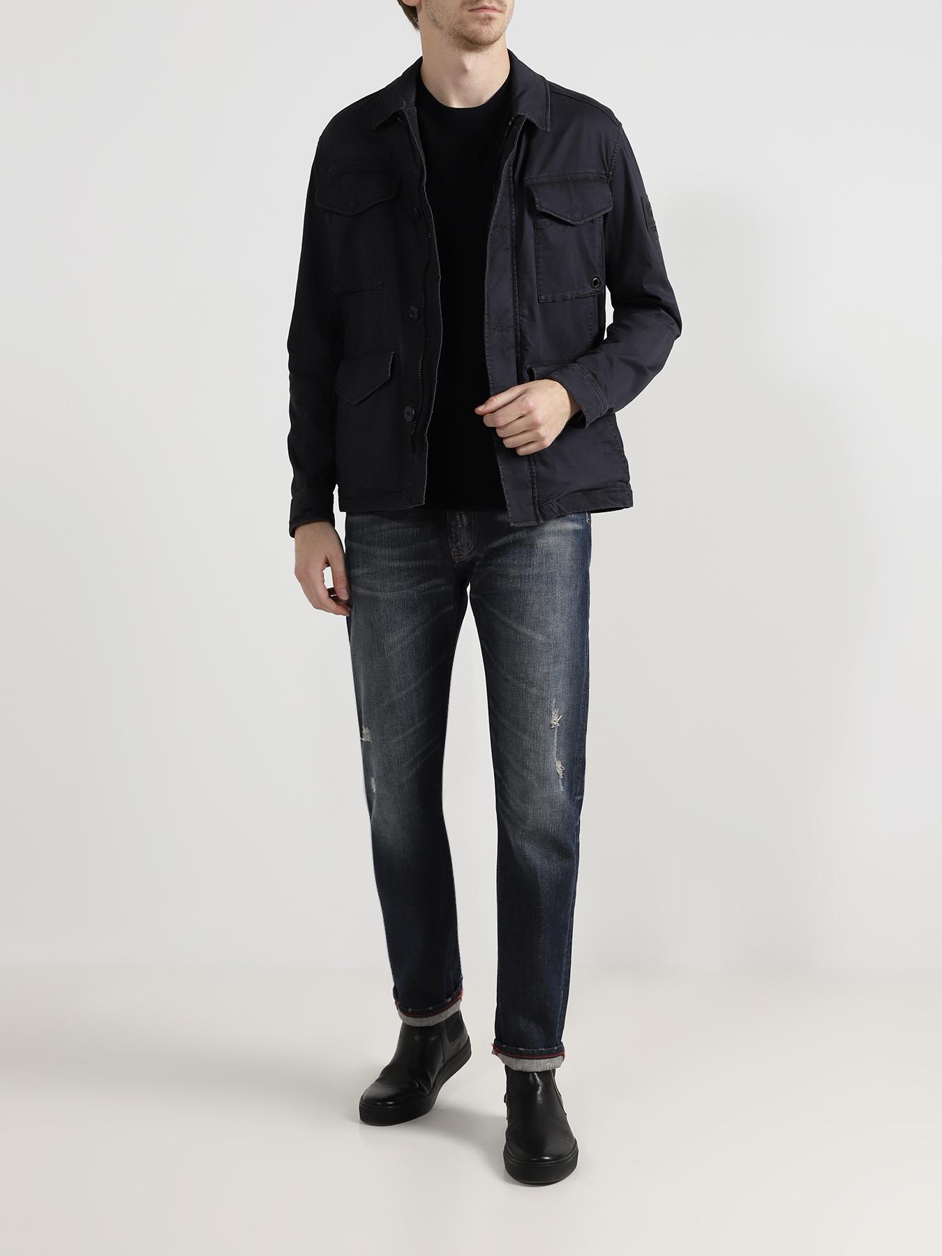 Куртка Strellson Легкая куртка куртка кожаная strellson strellson st004emghji3