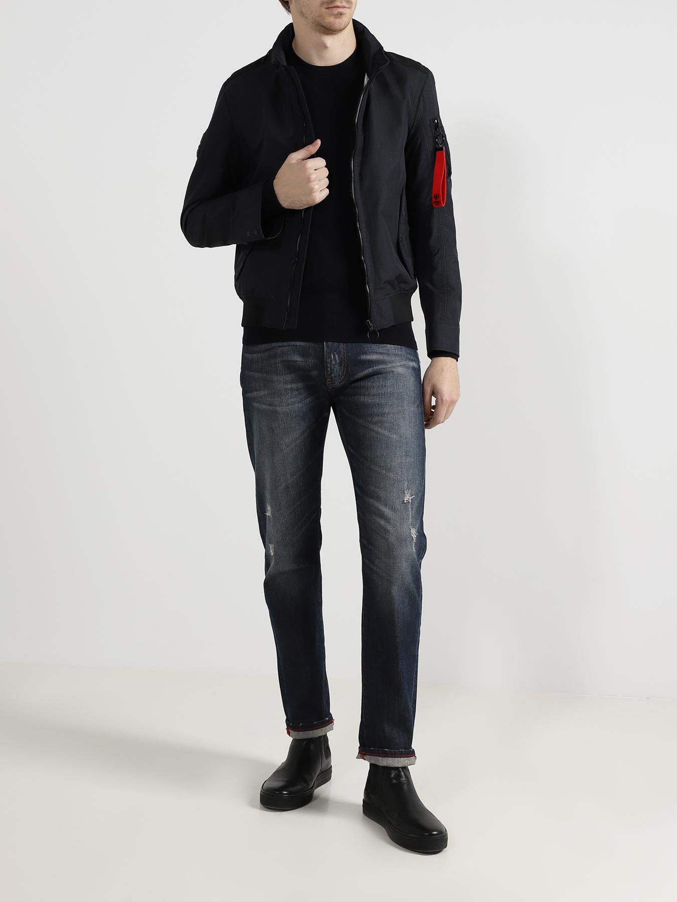 Куртка Strellson Мужская куртка куртка кожаная strellson strellson st004emghji3