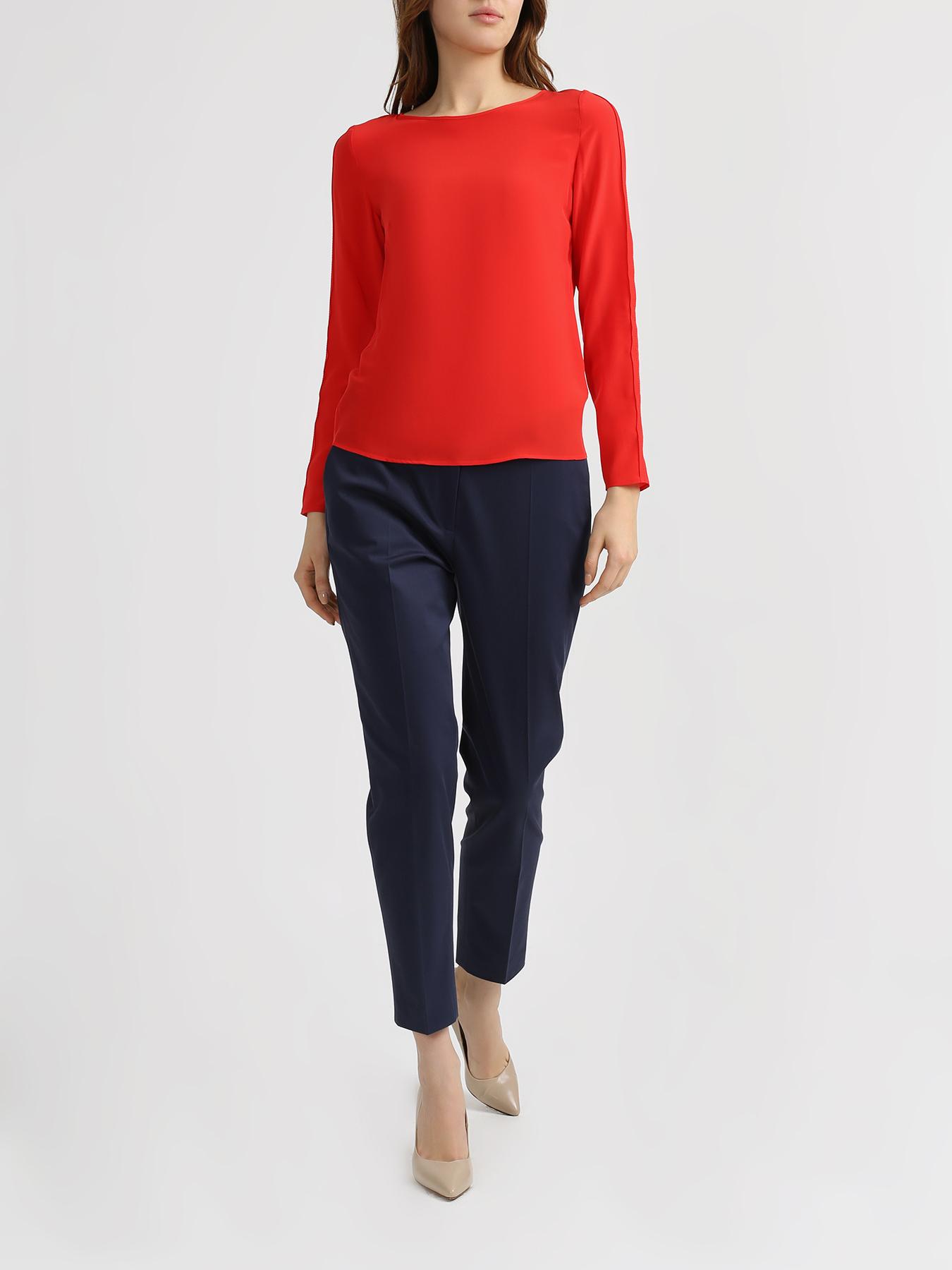 цены Блузка Patrizia Pepe Шелковая блузка