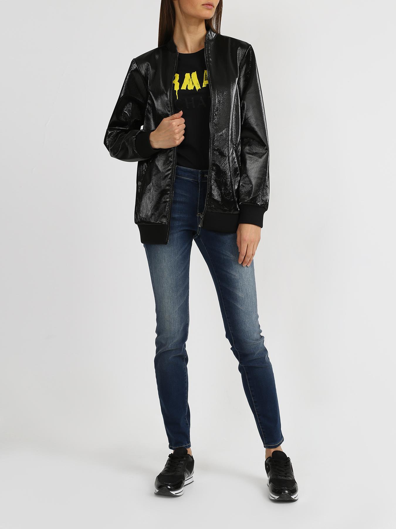 Куртка Armani Exchange Женская ветровка ветровка sweewe sweewe sw007ewfbxm3