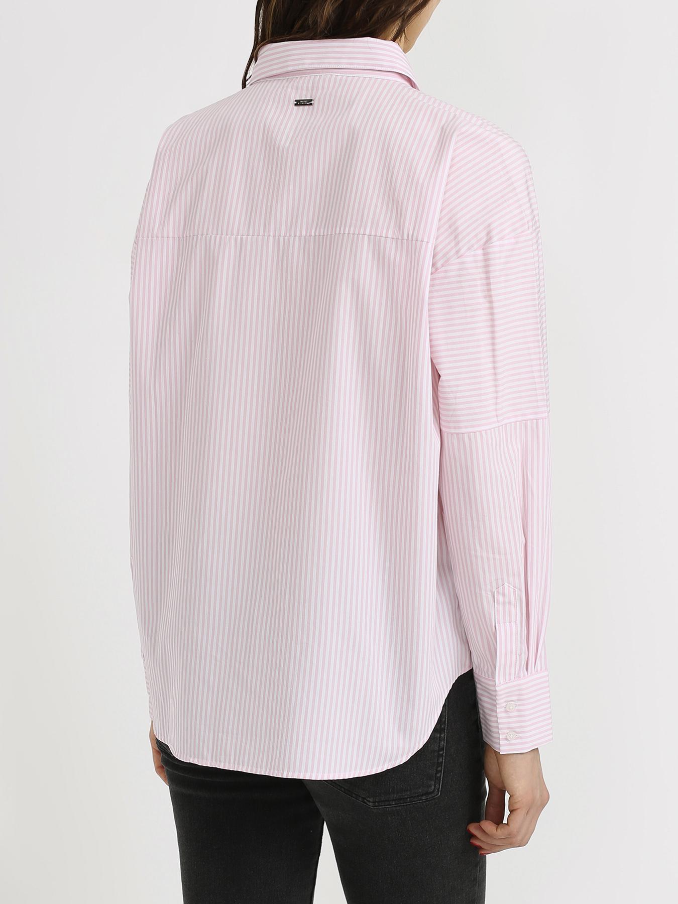 Armani Exchange Полосатая рубашка 342005-044 Фото 2