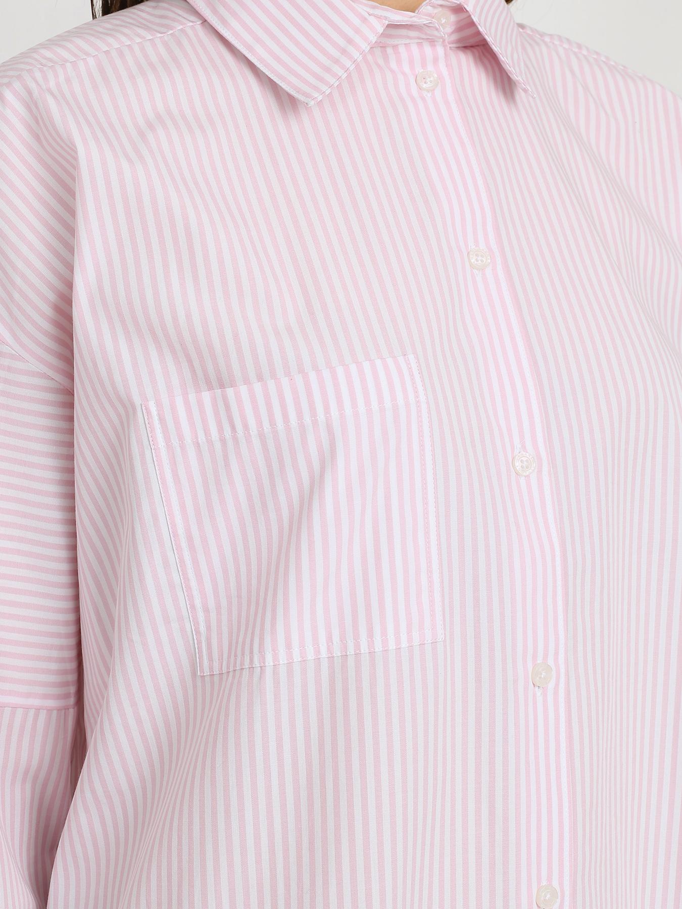 Armani Exchange Полосатая рубашка 342005-044 Фото 3