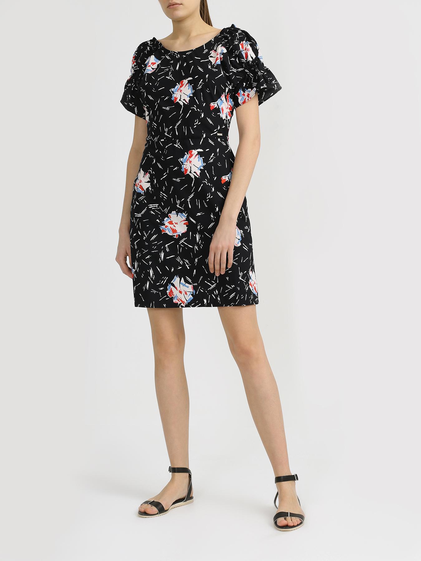 Платье Armani Exchange Короткое платье ypno короткое платье