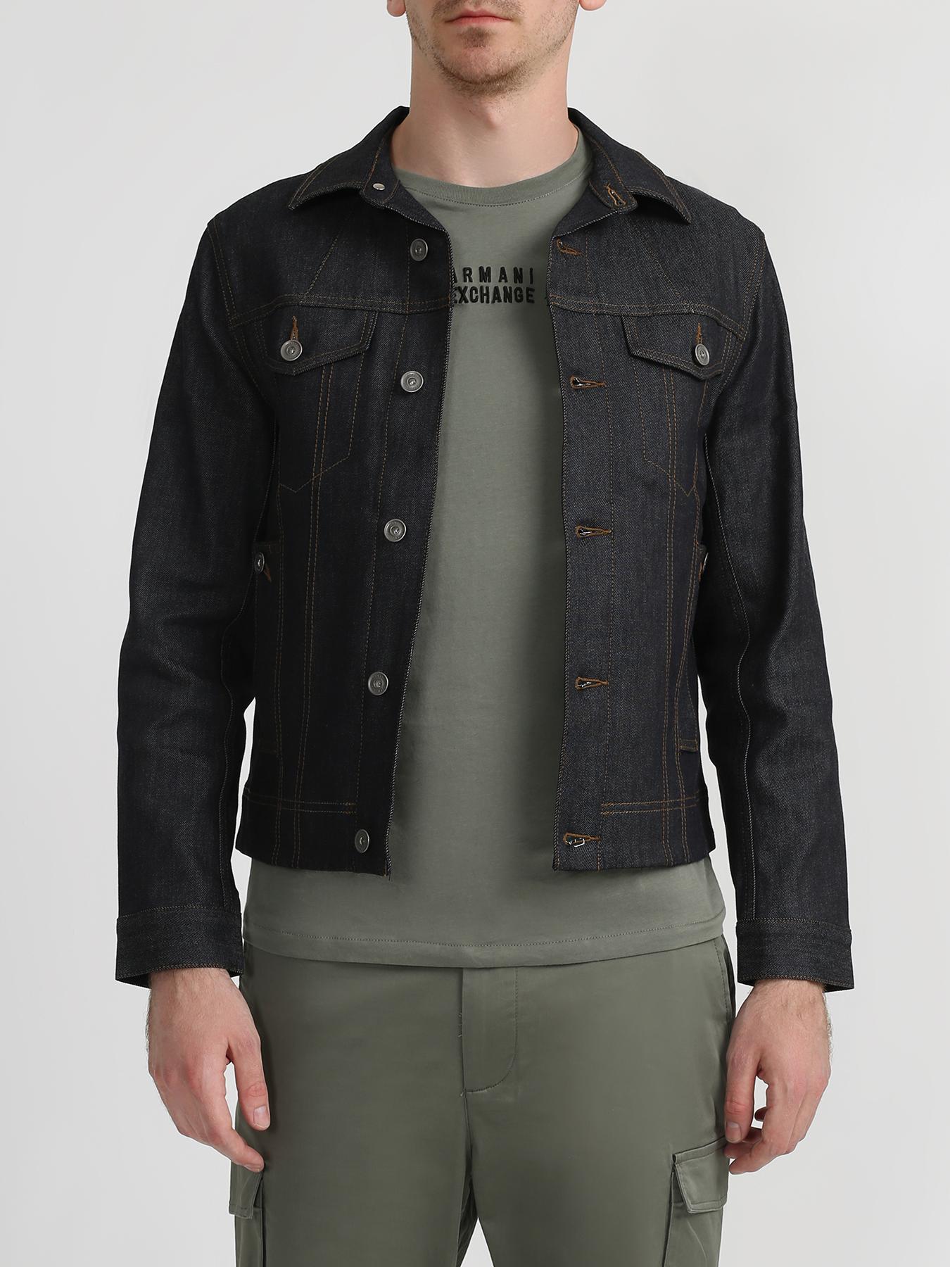 Armani Exchange Armani Exchange Джинсовая куртка