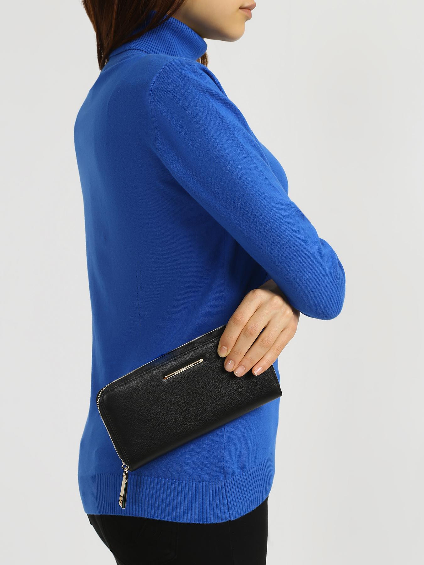 Кошелек Alessandro Manzoni Кожаный кошелек 1шт женщин дамы pu кожаный кошелек длинный кошелек держатель карты сумка clutch сумка