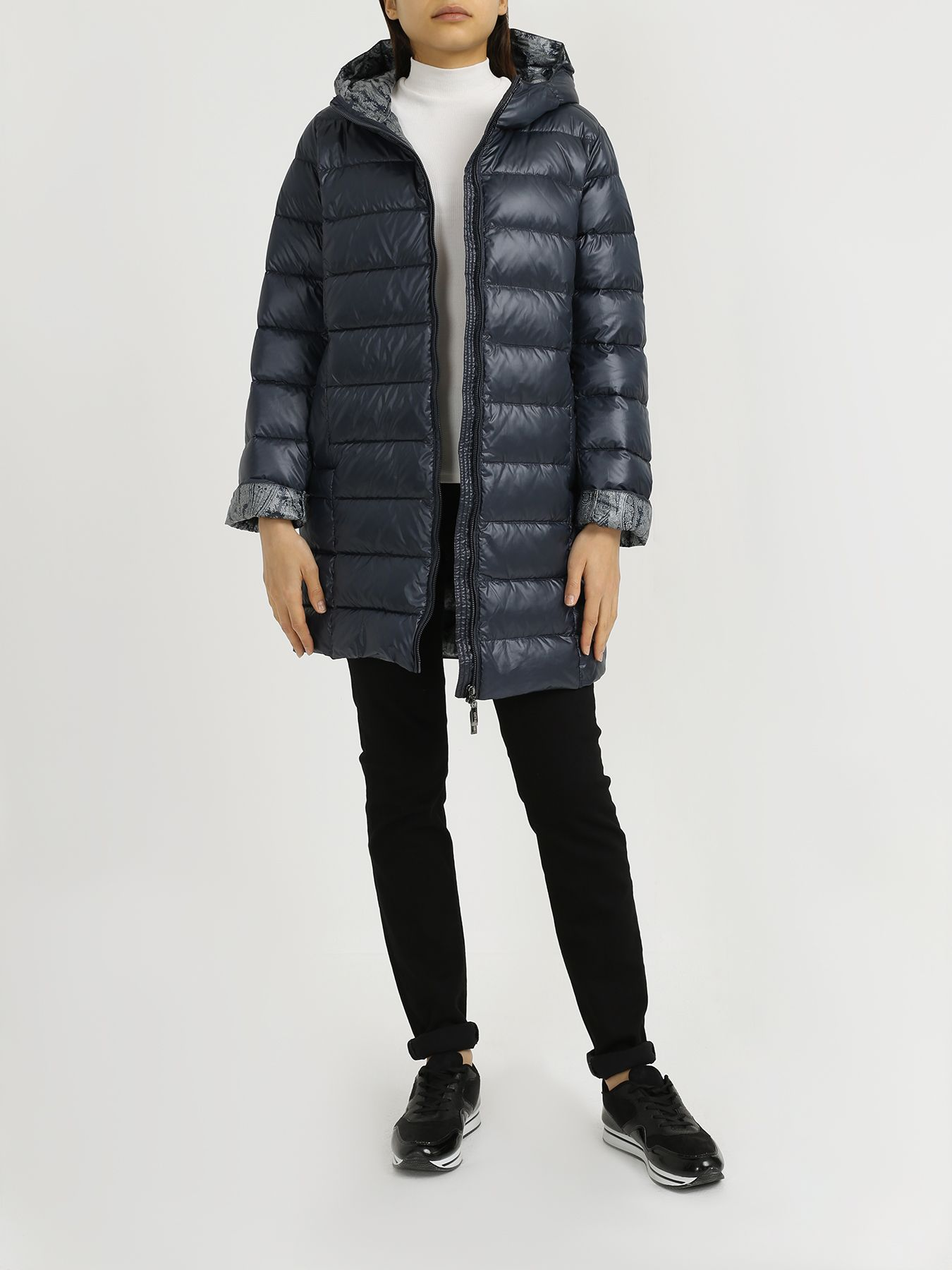 Полупальто ORSA Couture Женское полупальто полупальто milana style