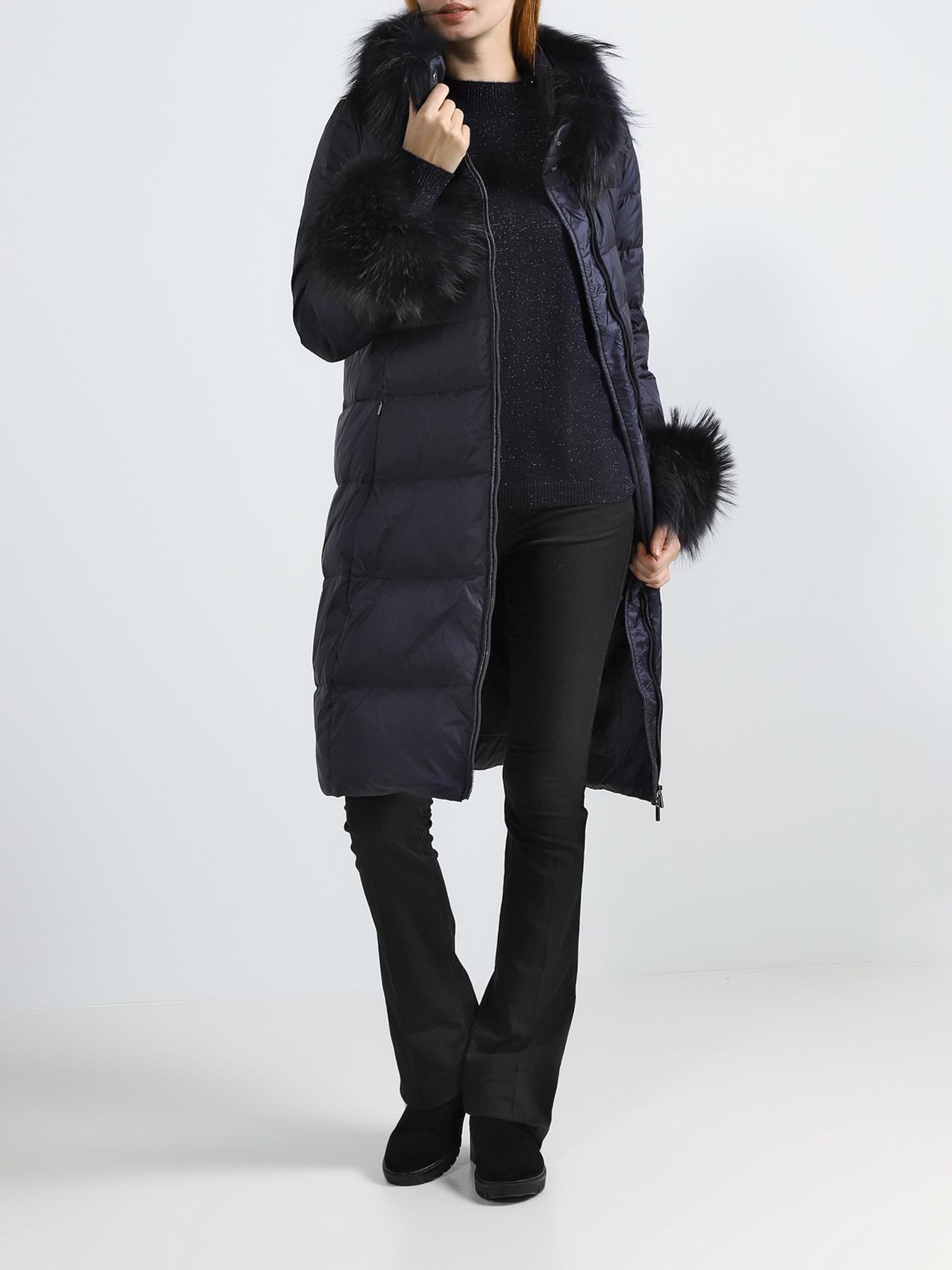Пальто ORSA Couture Удлиненная куртка