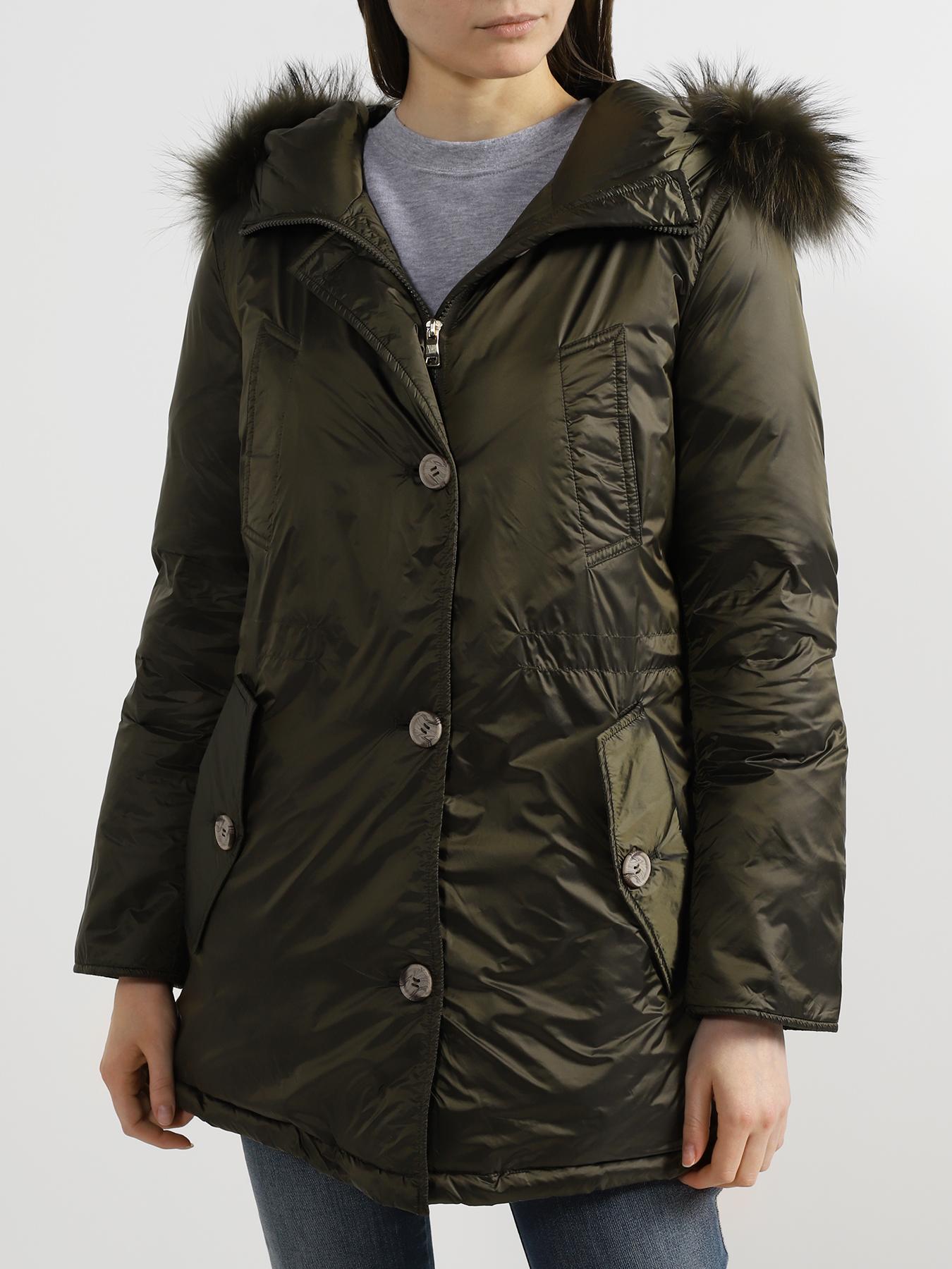 Пуховики ORSA Couture Женская куртка