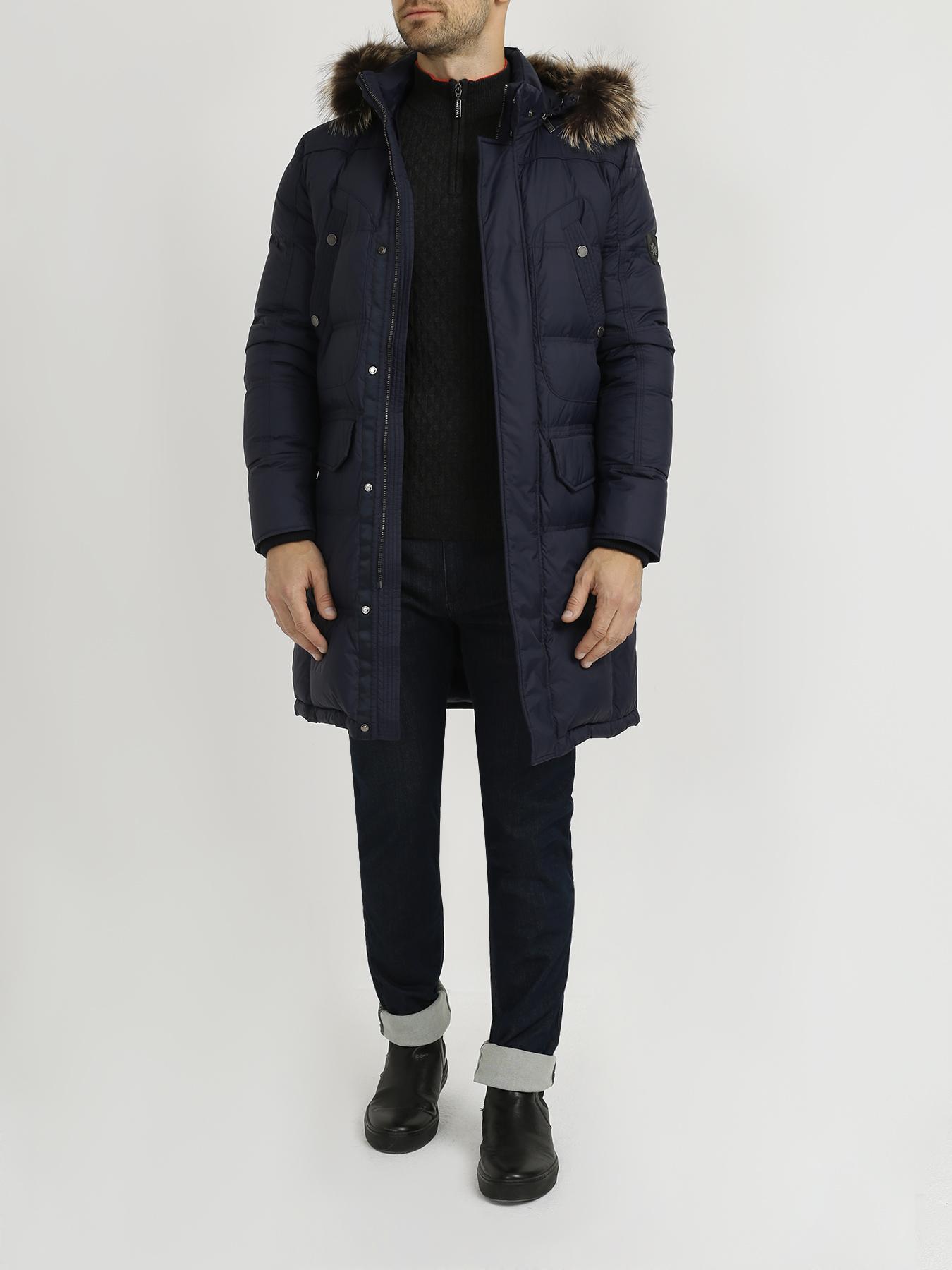 Куртка Alessandro Manzoni Мужской пуховик мужской пуховик 90% jk 076