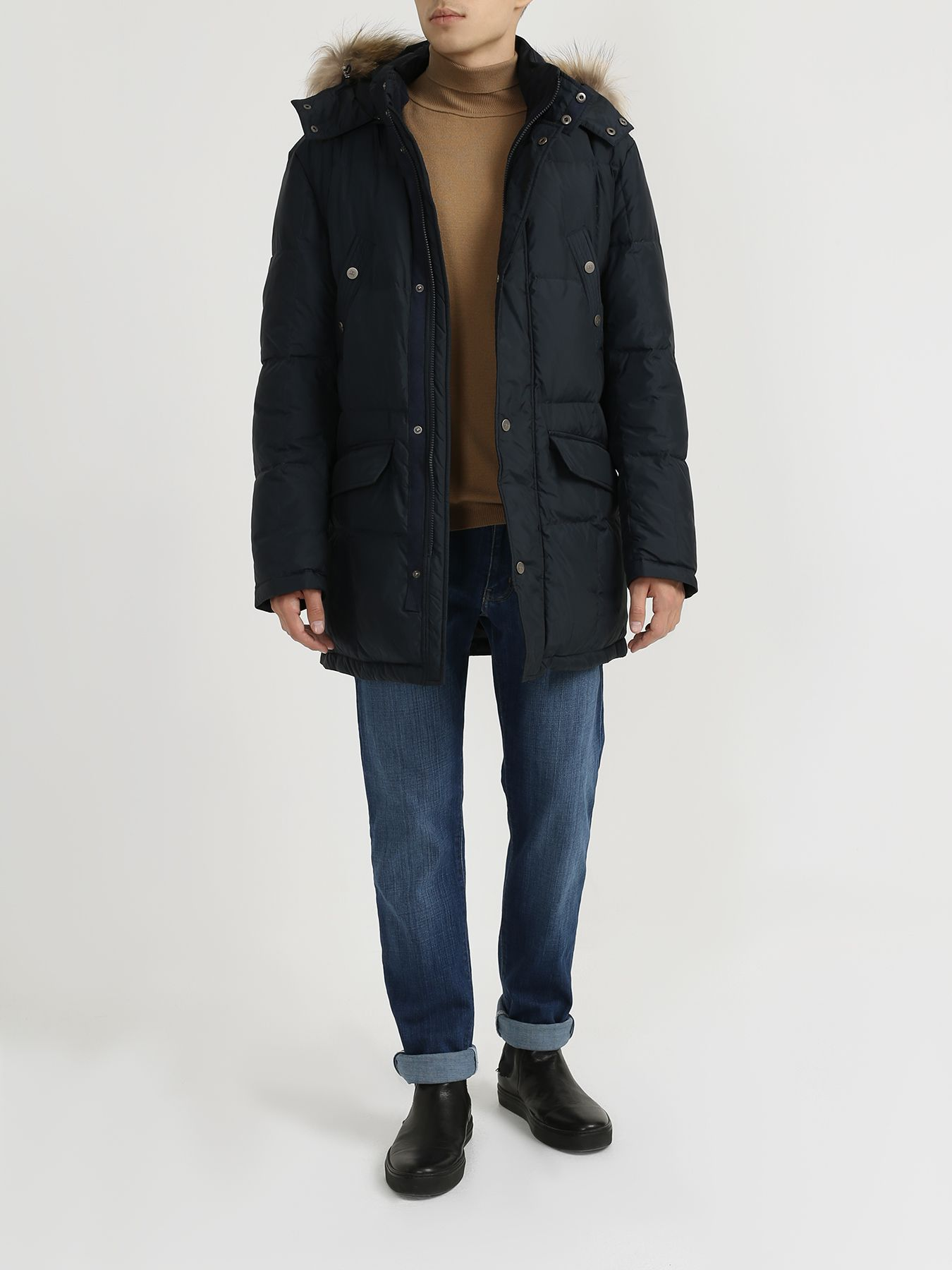 Фото - Куртка Ritter Удлиненная куртка sinobi 1178