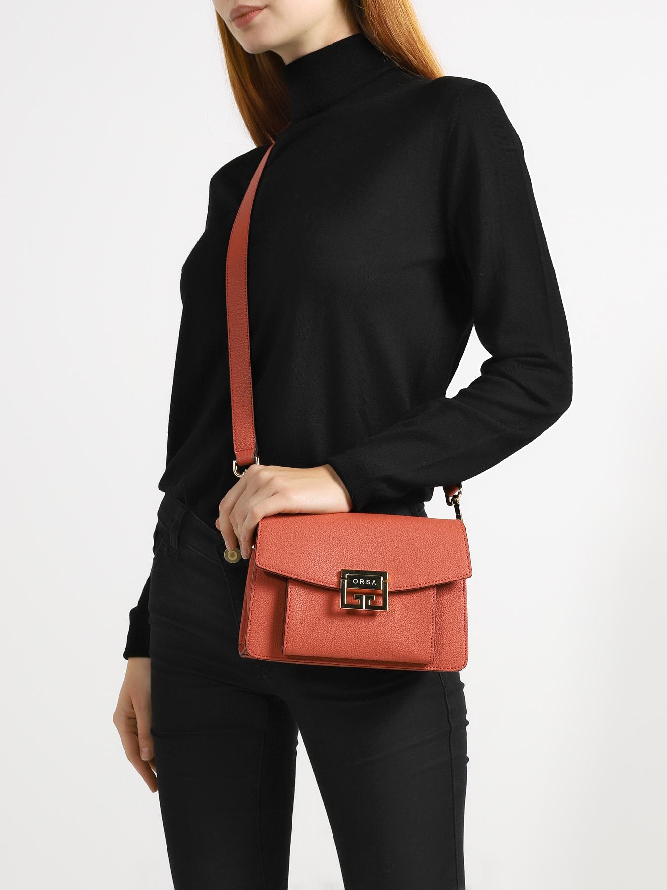 Сумка ORSA Кожаная сумка