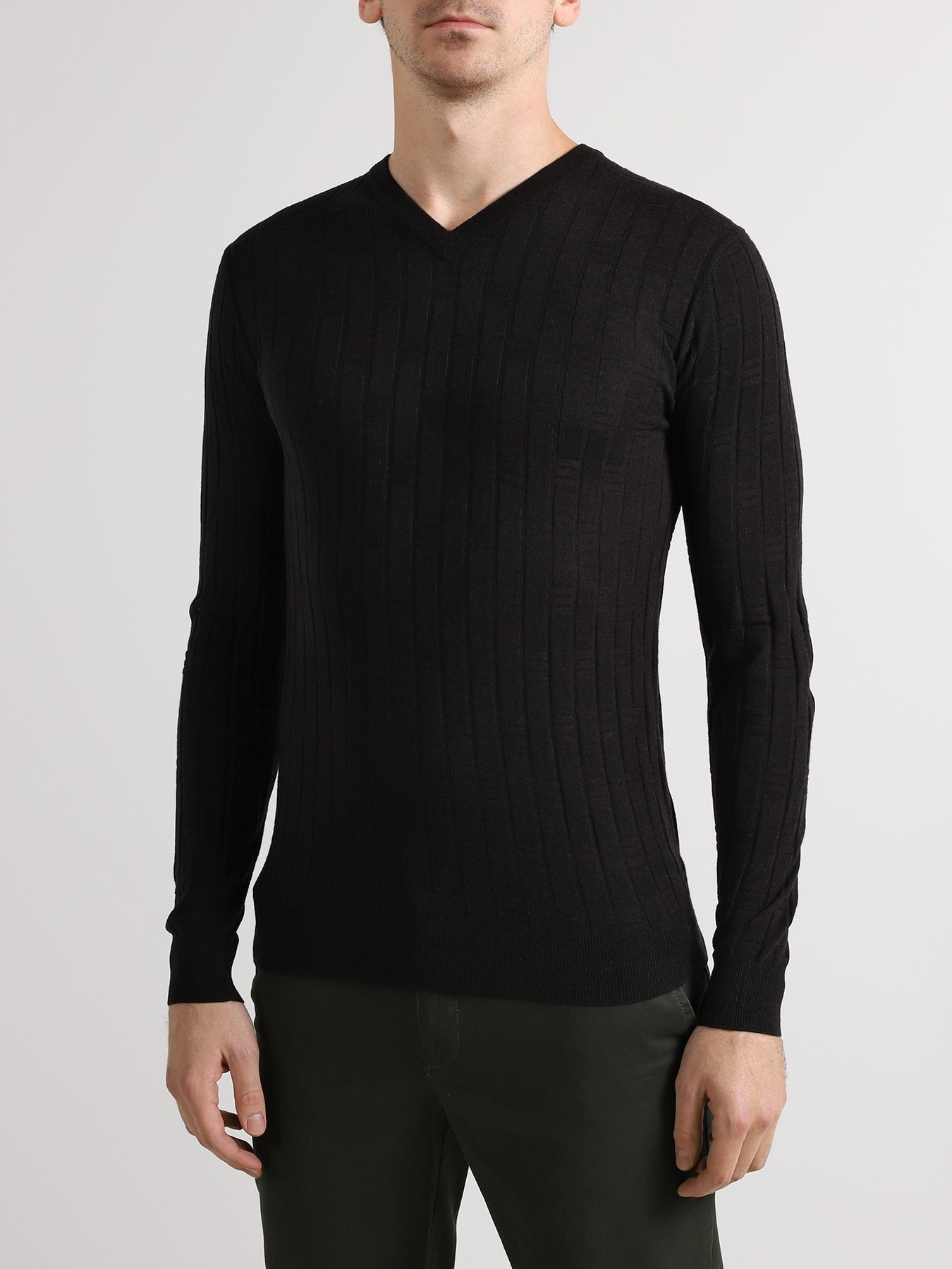 Alessandro Manzoni Alessandro Manzoni Мужской пуловер