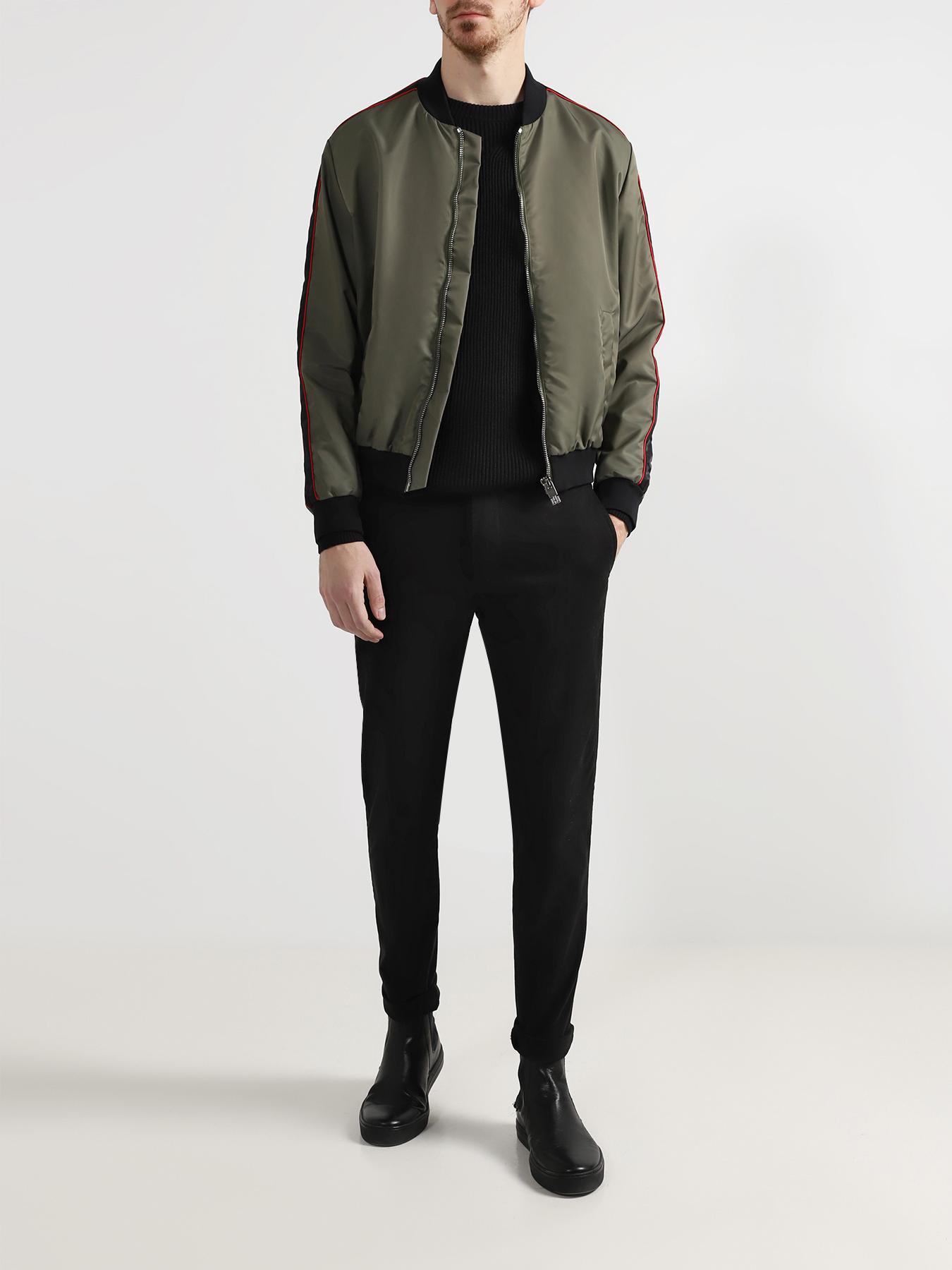Куртка Les hommes urban Бомбер